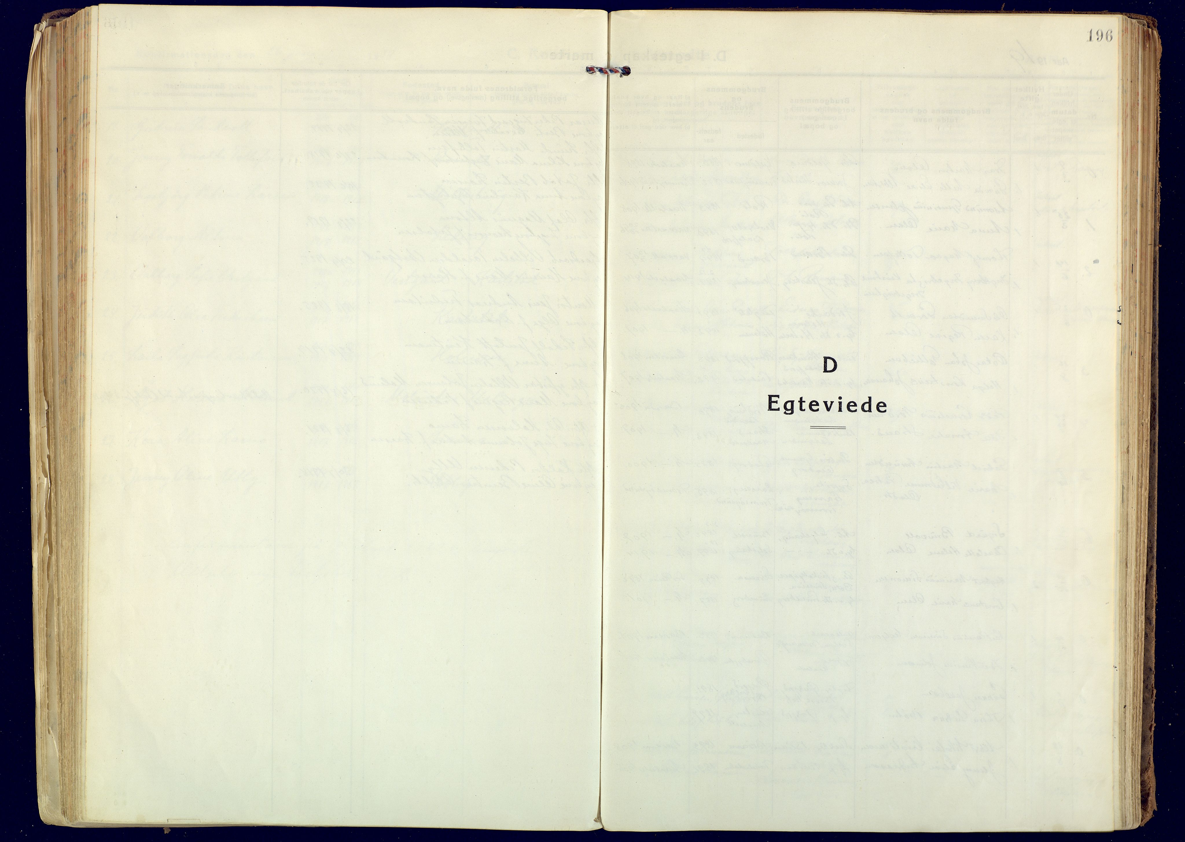 SATØ, Målselv sokneprestembete, Ministerialbok nr. 14, 1919-1932, s. 196