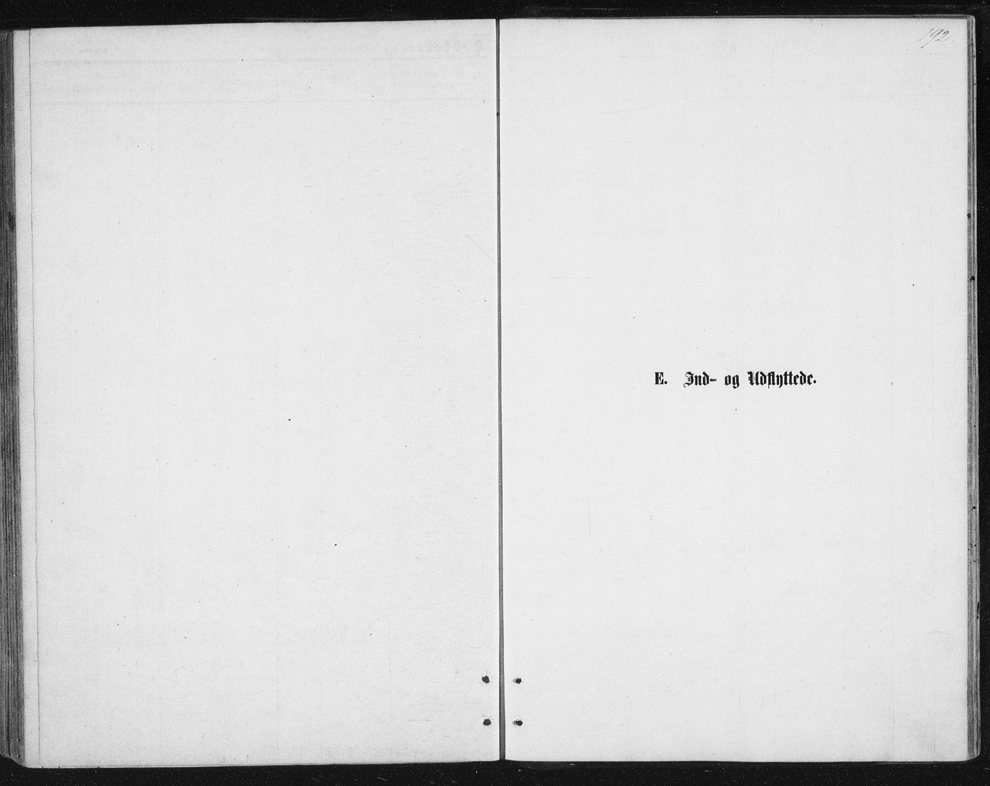 SAT, Ministerialprotokoller, klokkerbøker og fødselsregistre - Nordland, 888/L1243: Ministerialbok nr. 888A09, 1876-1879, s. 192