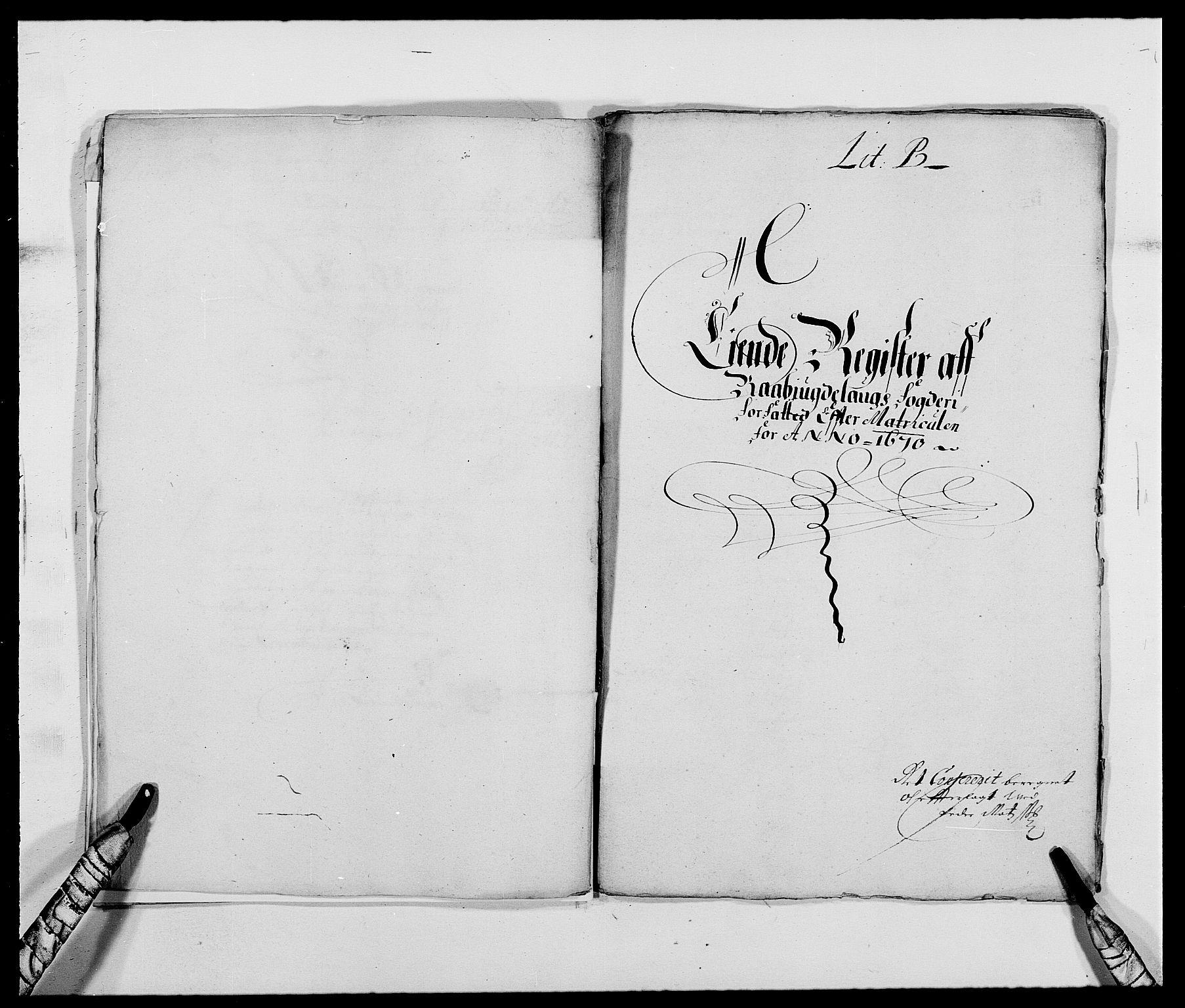 RA, Rentekammeret inntil 1814, Reviderte regnskaper, Fogderegnskap, R40/L2432: Fogderegnskap Råbyggelag, 1669-1670, s. 139