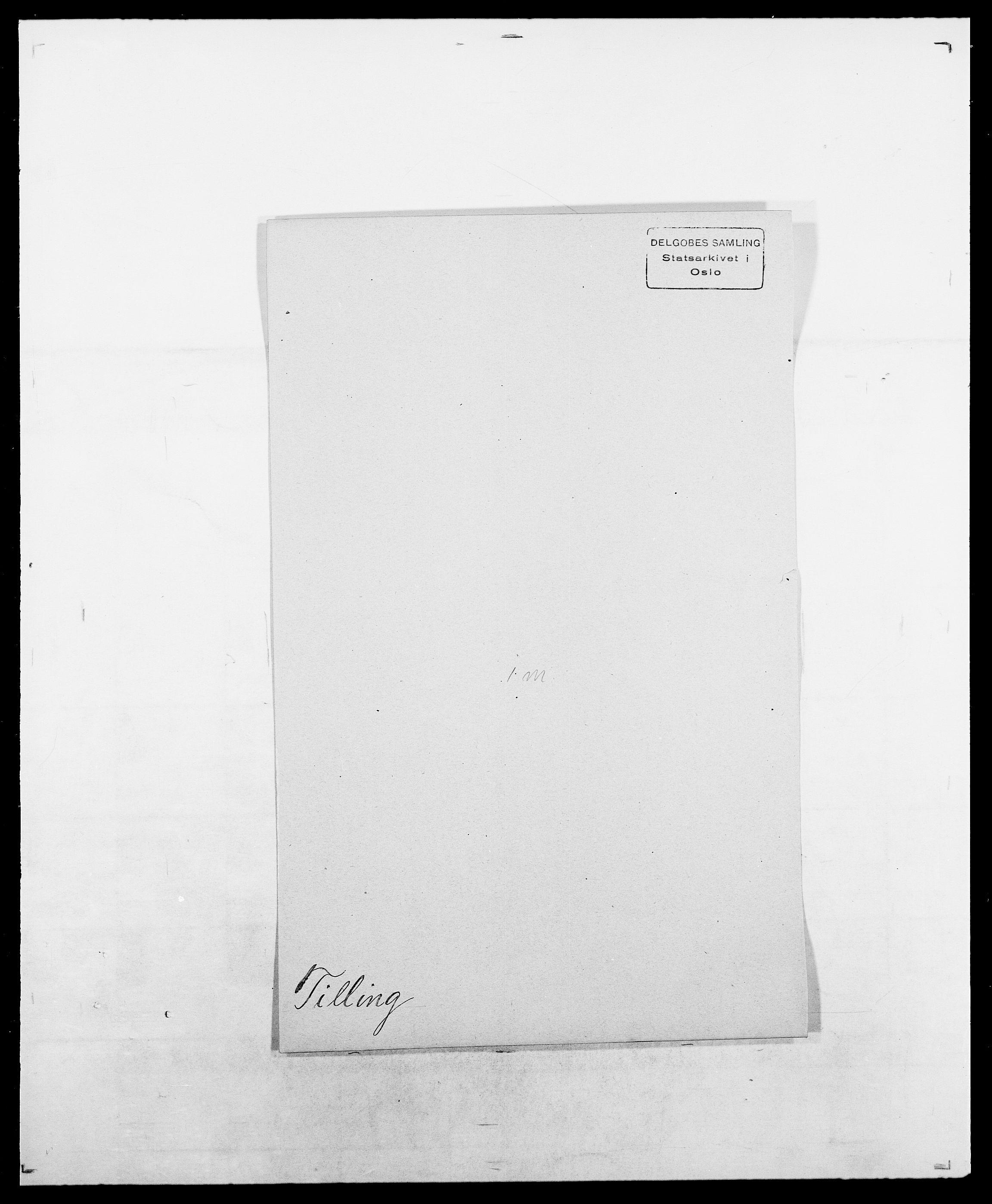 SAO, Delgobe, Charles Antoine - samling, D/Da/L0039: Thorsen - Urup, s. 45