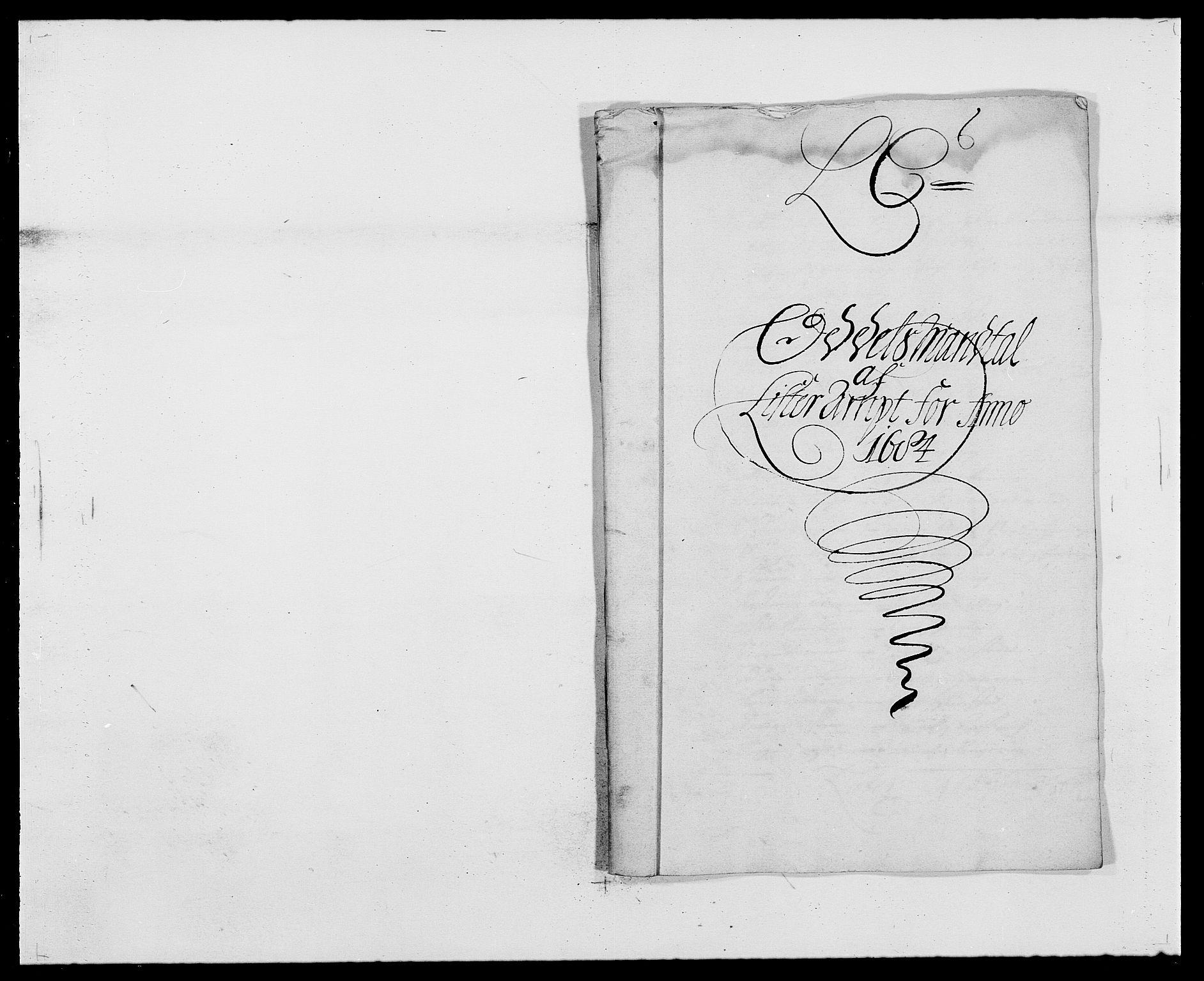 RA, Rentekammeret inntil 1814, Reviderte regnskaper, Fogderegnskap, R41/L2533: Fogderegnskap Lista, 1684-1685, s. 61