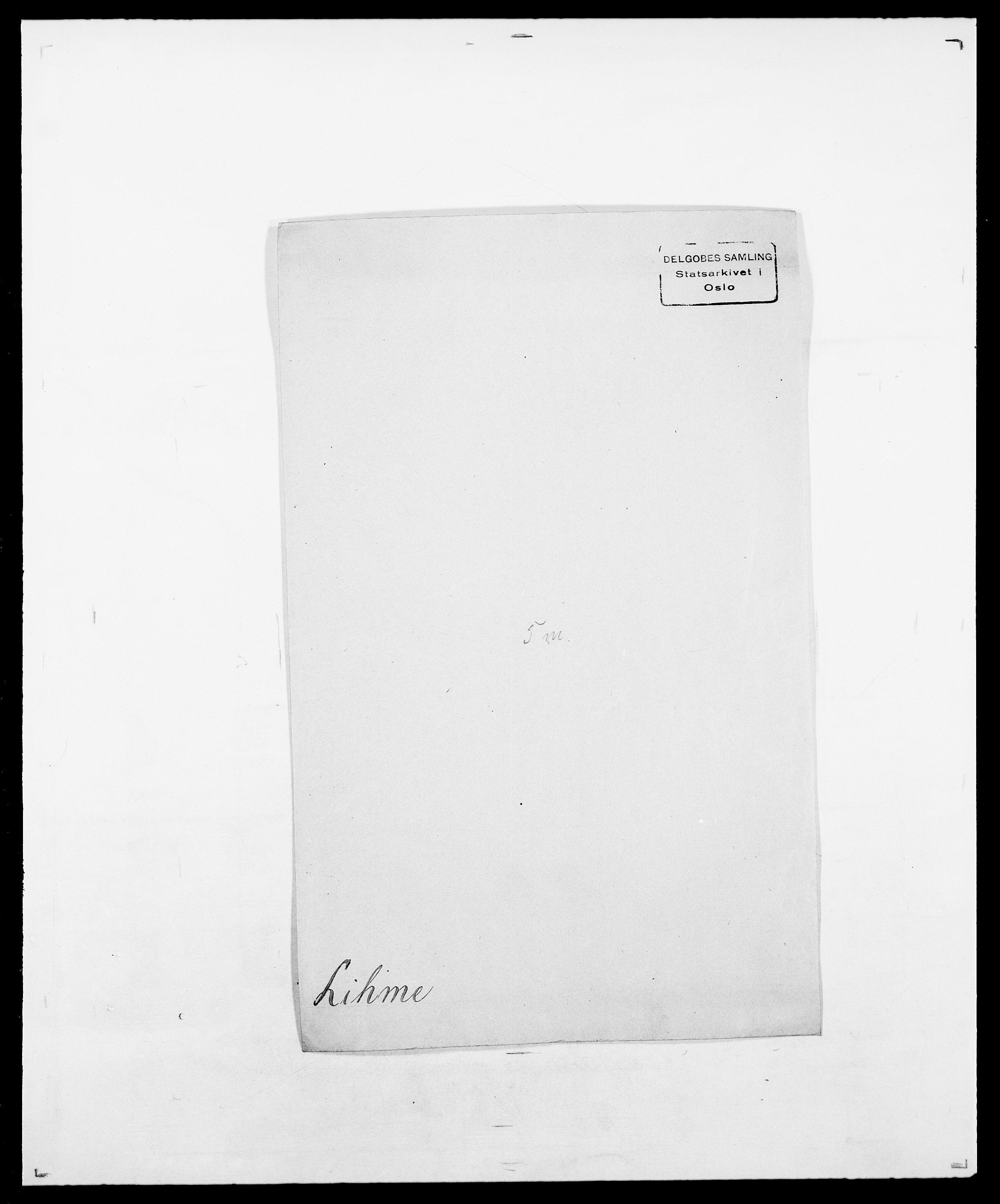 SAO, Delgobe, Charles Antoine - samling, D/Da/L0023: Lau - Lirvyn, s. 389