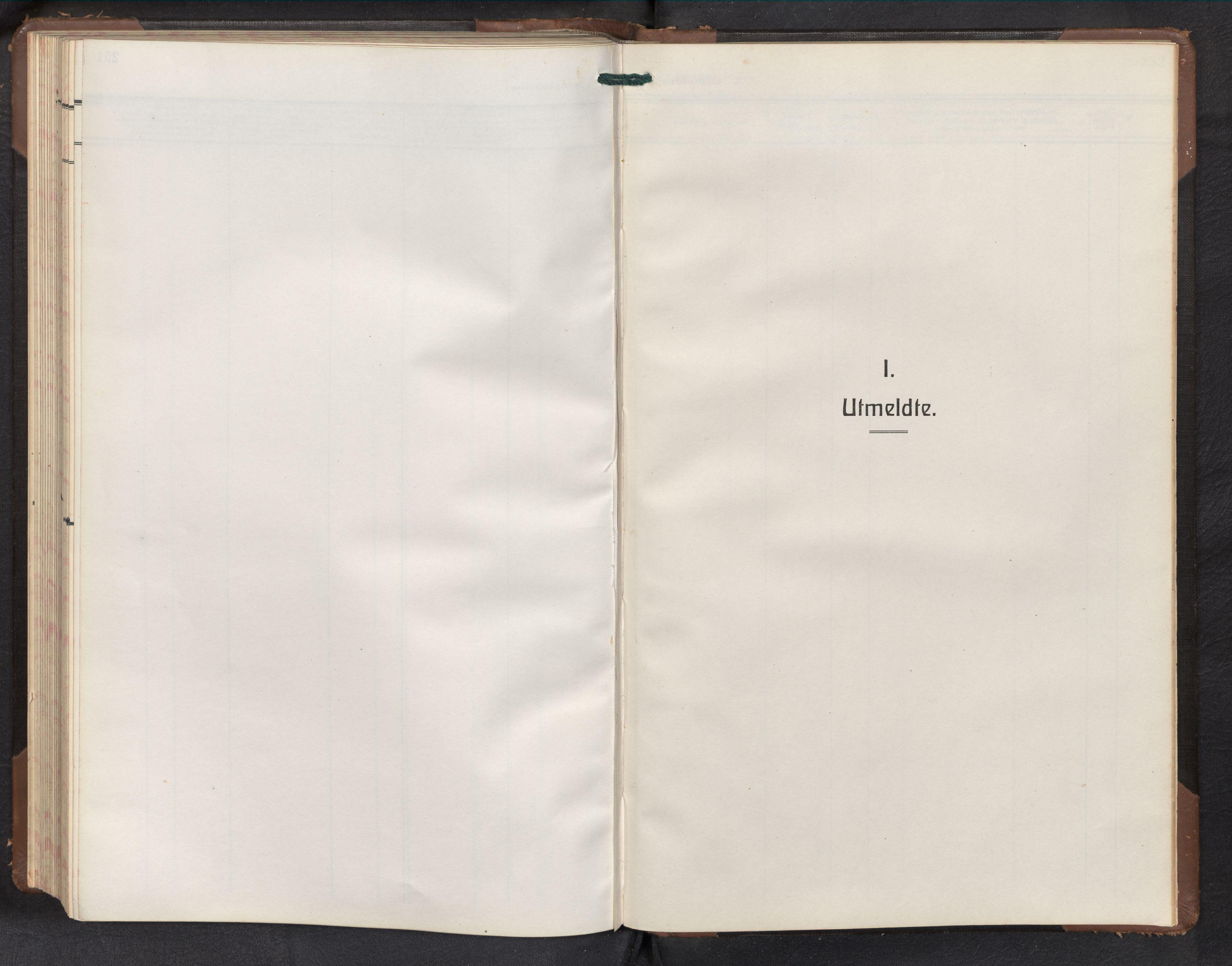 SAB, Askvoll Sokneprestembete, Klokkerbok nr. A 5, 1929-1954, s. 232b-233a