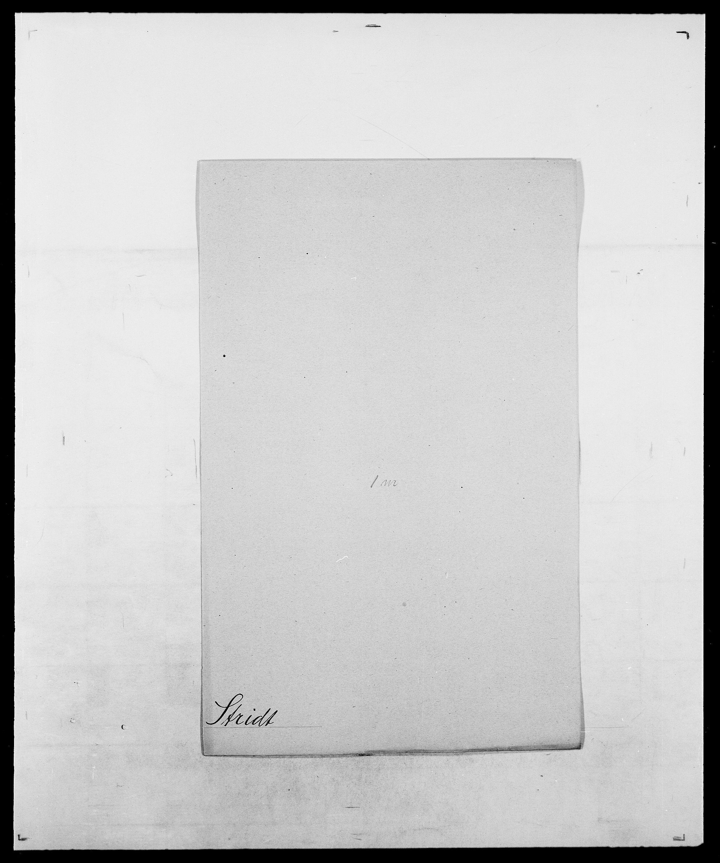 SAO, Delgobe, Charles Antoine - samling, D/Da/L0037: Steen, Sthen, Stein - Svare, Svanige, Svanne, se også Svanning og Schwane, s. 609