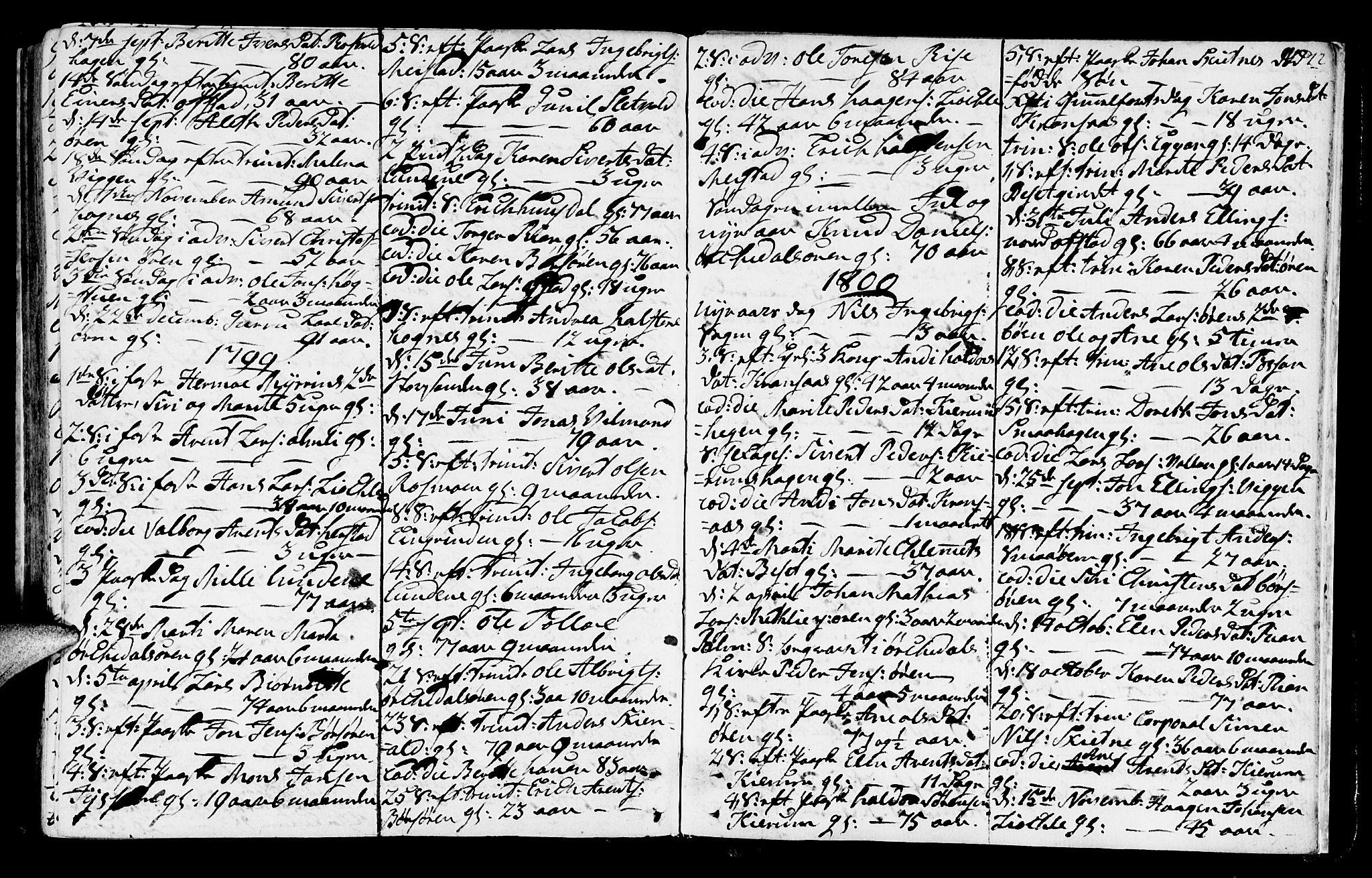 SAT, Ministerialprotokoller, klokkerbøker og fødselsregistre - Sør-Trøndelag, 665/L0768: Ministerialbok nr. 665A03, 1754-1803, s. 172