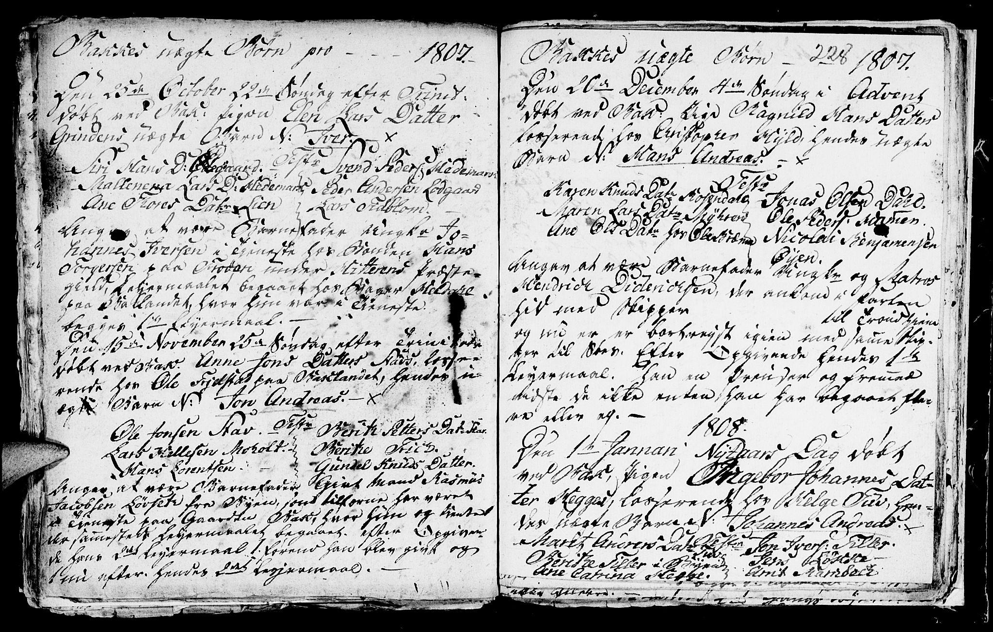 SAT, Ministerialprotokoller, klokkerbøker og fødselsregistre - Sør-Trøndelag, 604/L0218: Klokkerbok nr. 604C01, 1754-1819, s. 228