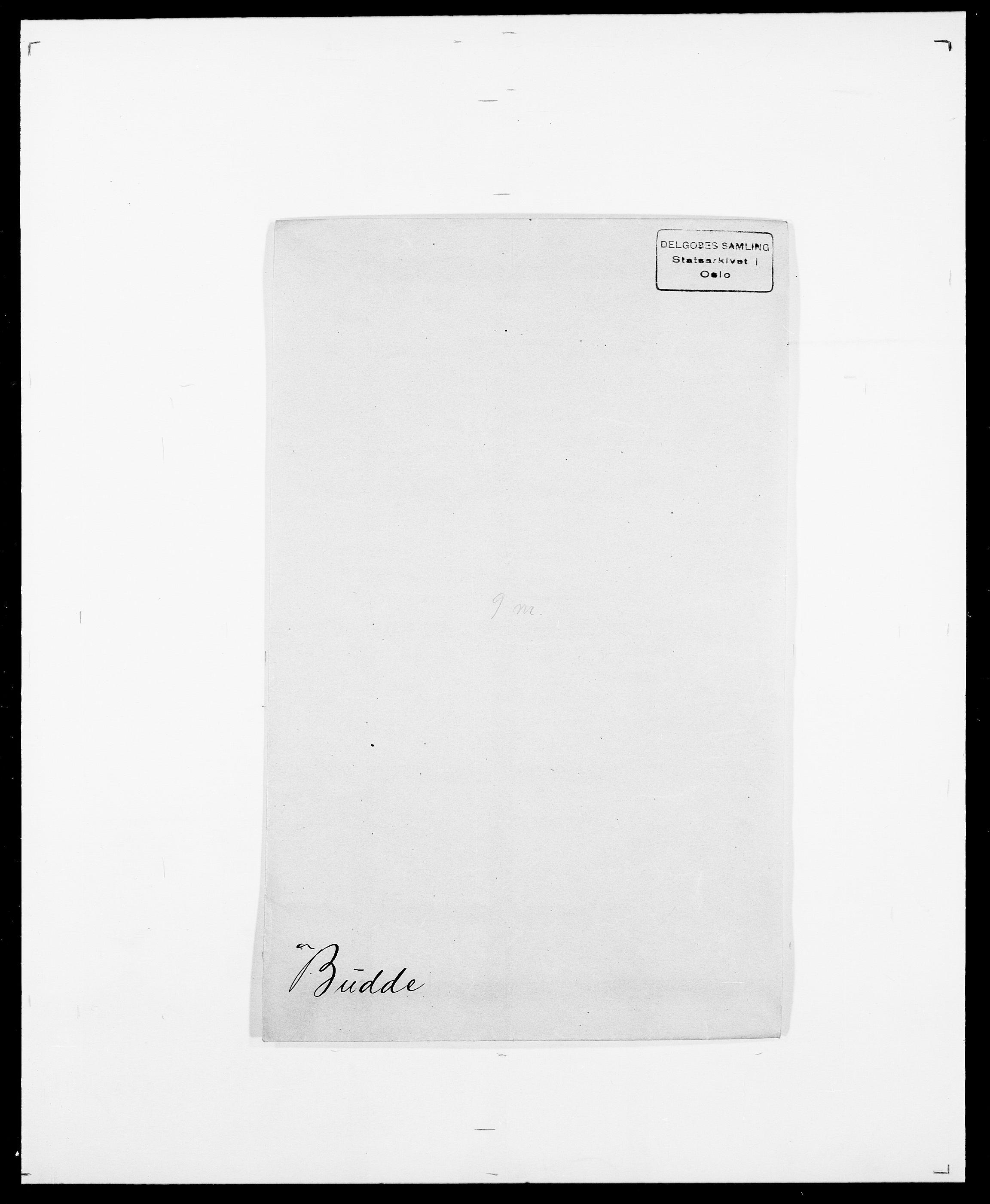 SAO, Delgobe, Charles Antoine - samling, D/Da/L0007: Buaas - Caphengst, s. 120