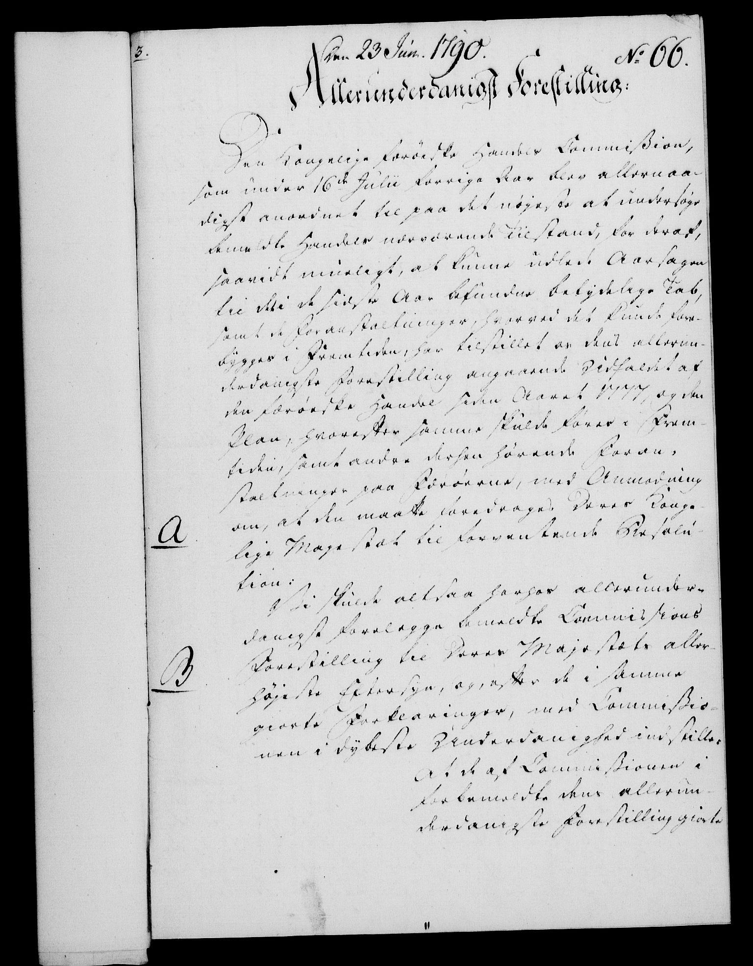 RA, Rentekammeret, Kammerkanselliet, G/Gf/Gfa/L0072: Norsk relasjons- og resolusjonsprotokoll (merket RK 52.72), 1790, s. 372