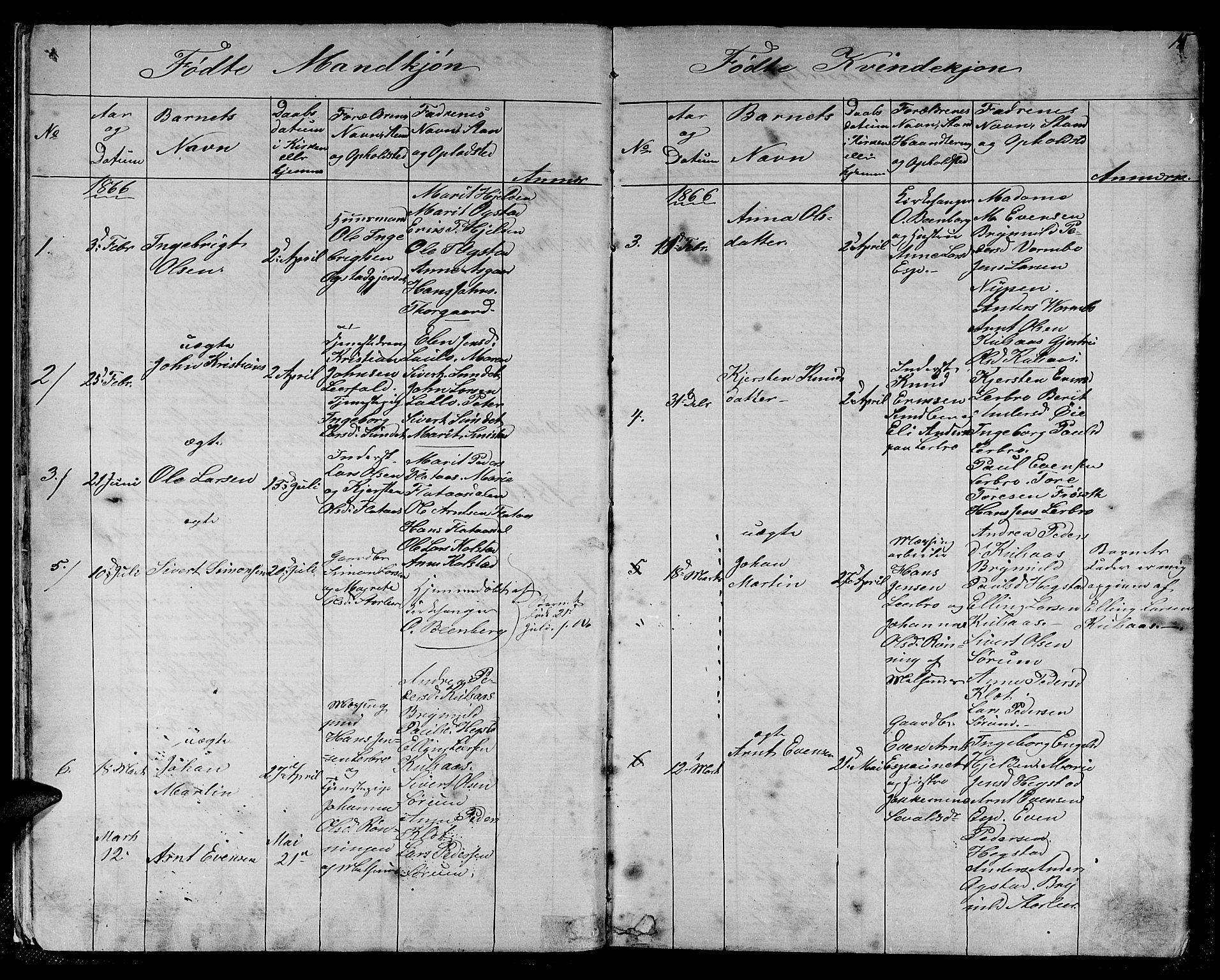 SAT, Ministerialprotokoller, klokkerbøker og fødselsregistre - Sør-Trøndelag, 613/L0394: Klokkerbok nr. 613C02, 1862-1886, s. 15