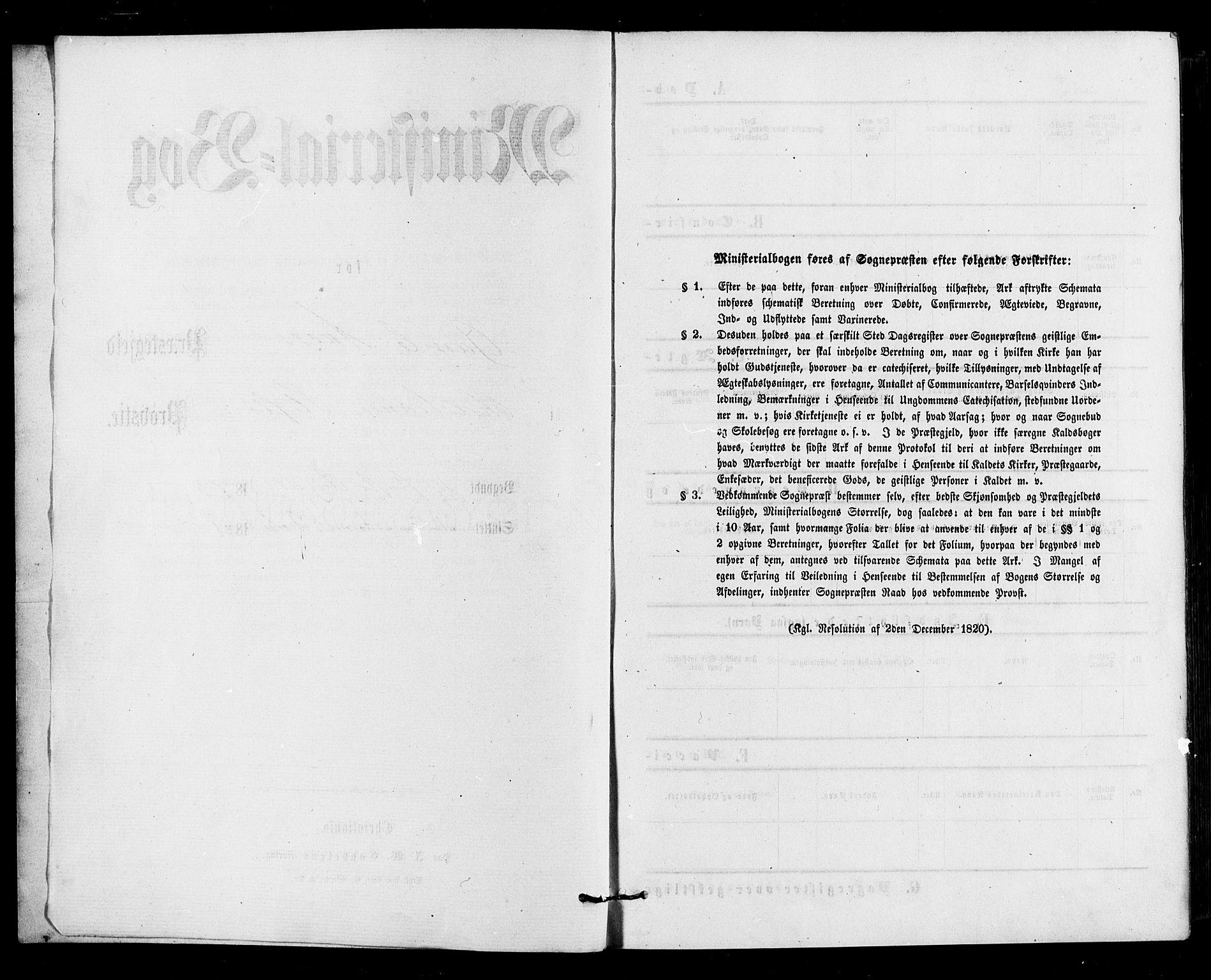 SAO, Gamle Aker prestekontor Kirkebøker, F/L0005: Ministerialbok nr. 5, 1873-1881