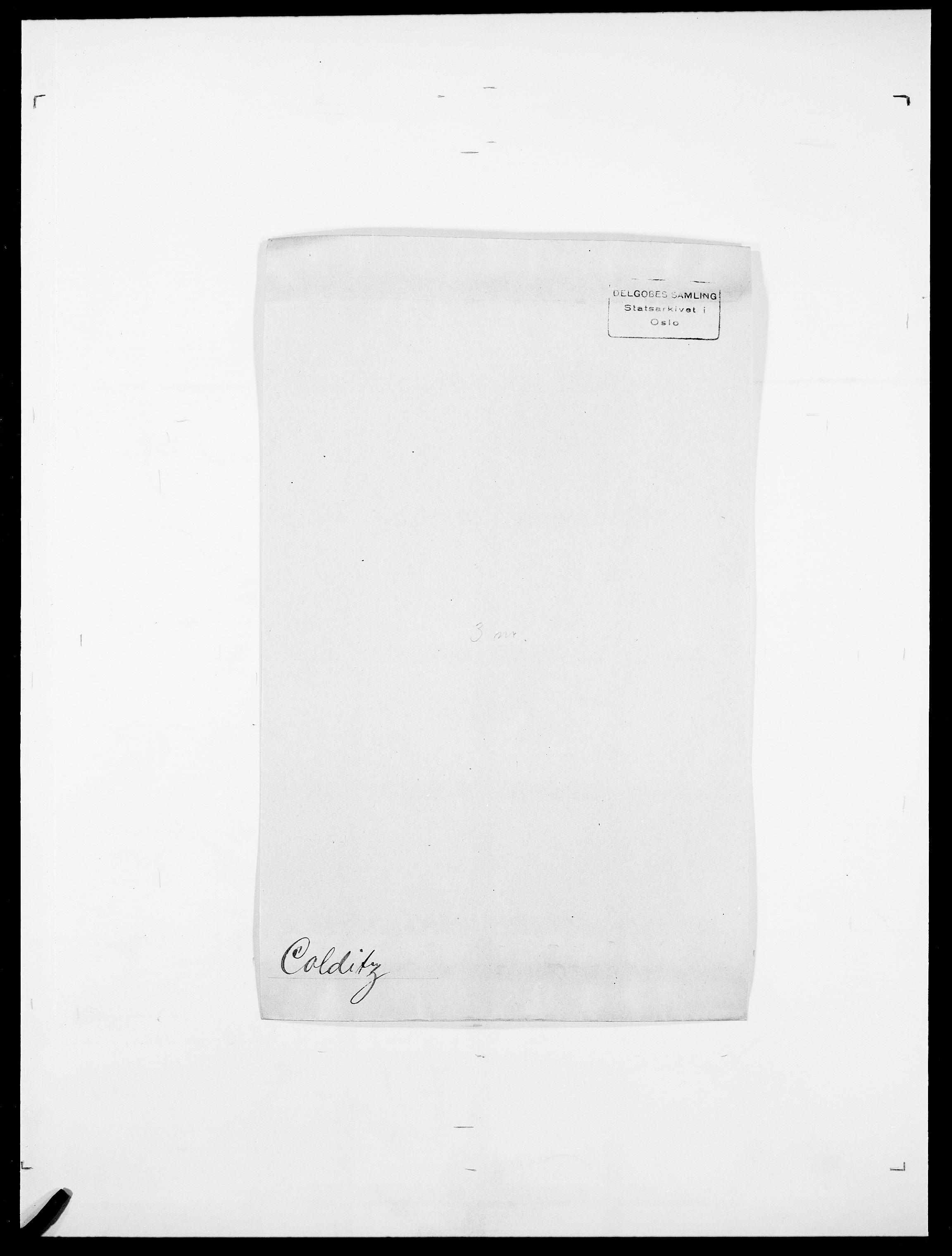 SAO, Delgobe, Charles Antoine - samling, D/Da/L0008: Capjon - Dagenbolt, s. 468