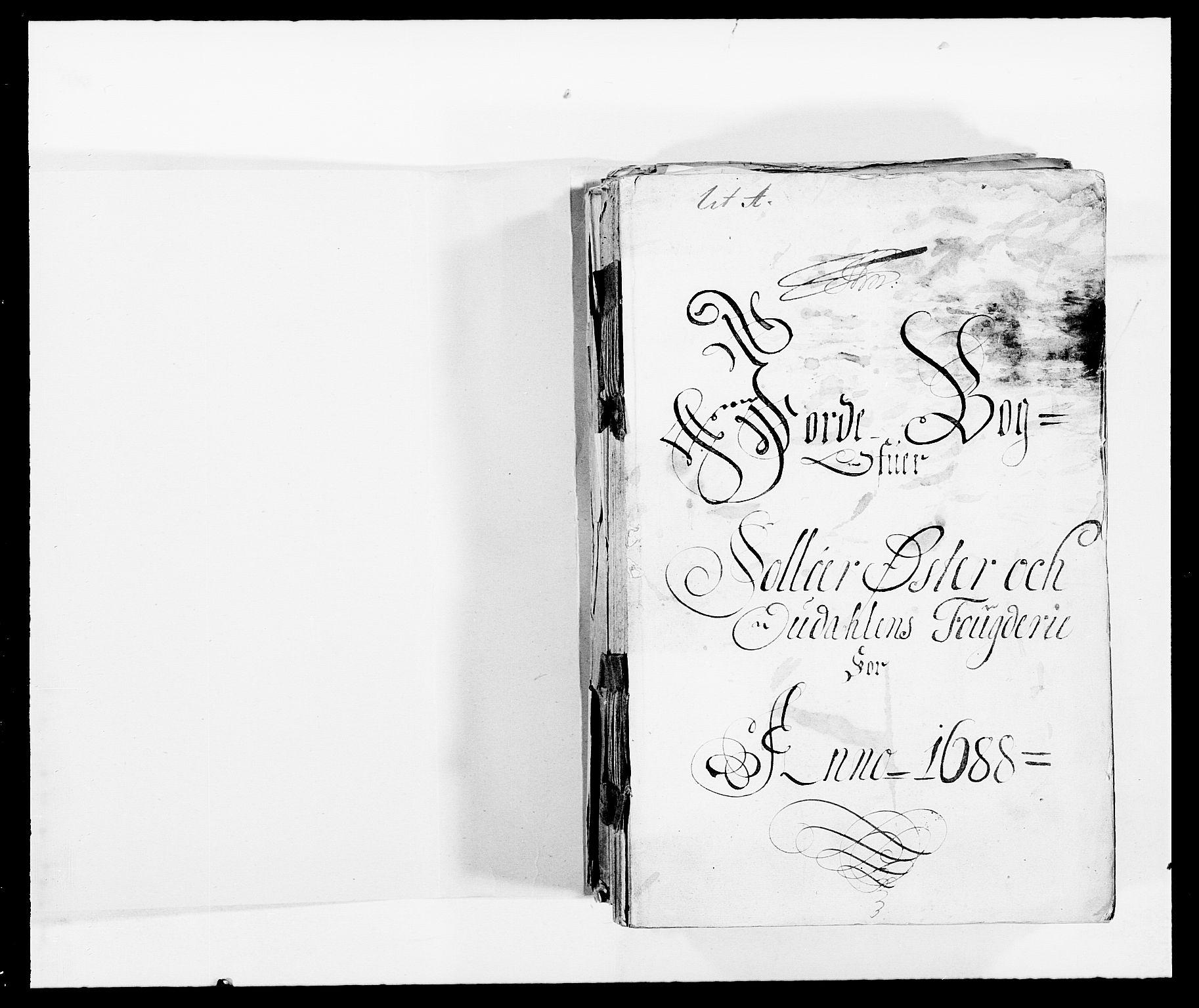 RA, Rentekammeret inntil 1814, Reviderte regnskaper, Fogderegnskap, R13/L0825: Fogderegnskap Solør, Odal og Østerdal, 1688, s. 2