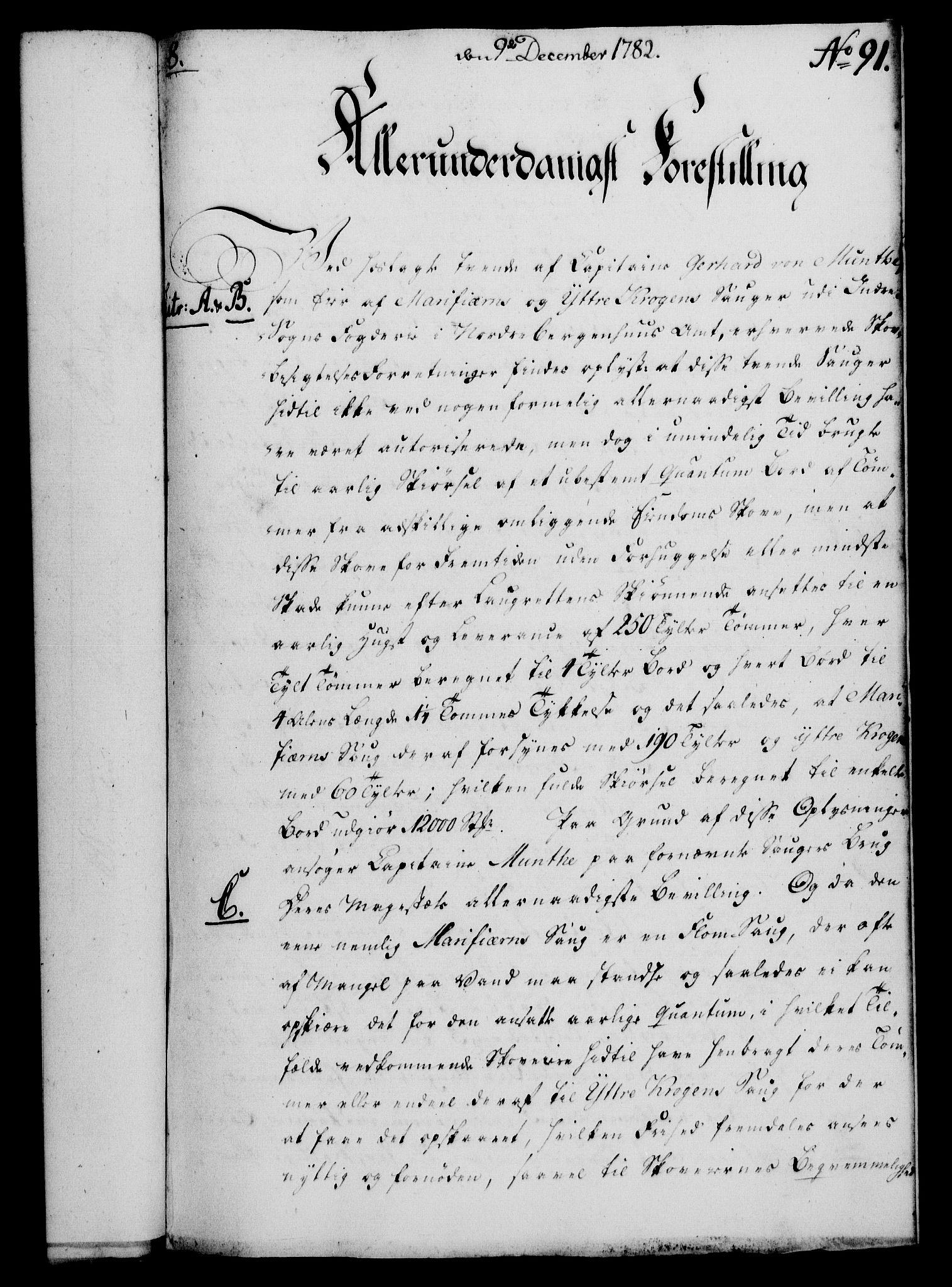 RA, Rentekammeret, Kammerkanselliet, G/Gf/Gfa/L0064: Norsk relasjons- og resolusjonsprotokoll (merket RK 52.64), 1782, s. 687