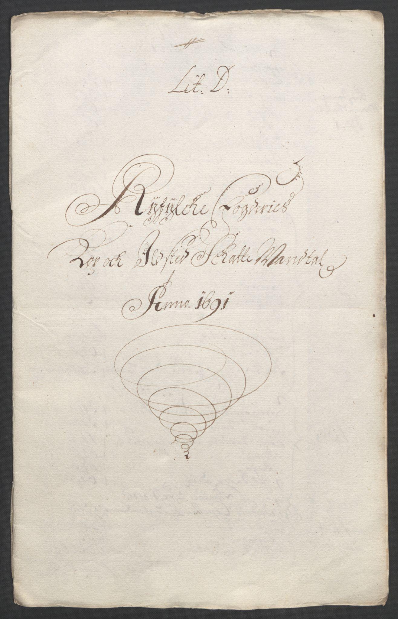 RA, Rentekammeret inntil 1814, Reviderte regnskaper, Fogderegnskap, R47/L2856: Fogderegnskap Ryfylke, 1689-1693, s. 363