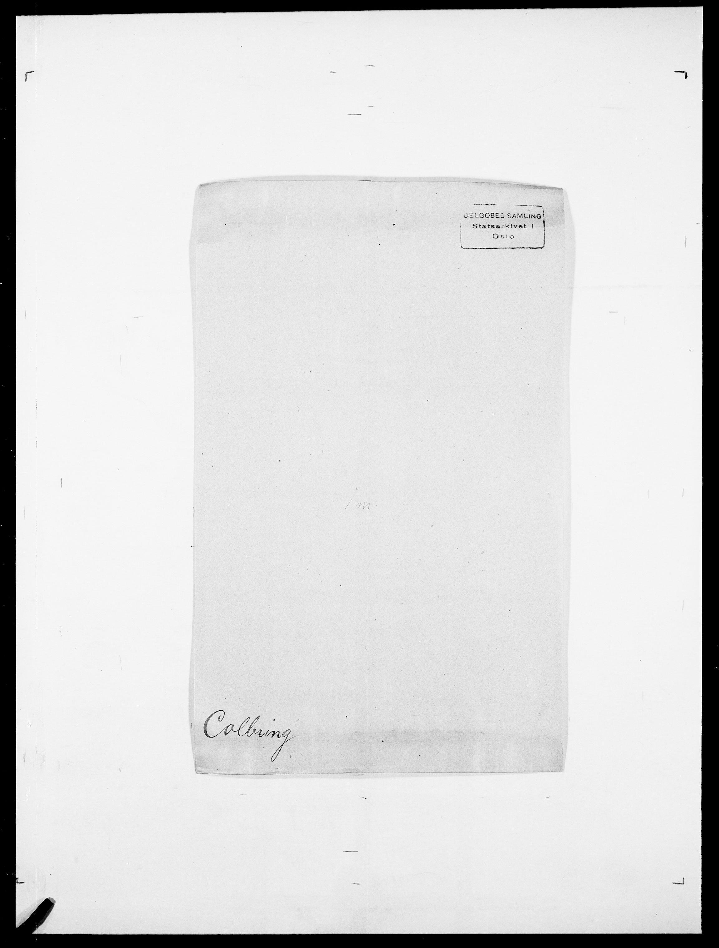 SAO, Delgobe, Charles Antoine - samling, D/Da/L0008: Capjon - Dagenbolt, s. 424