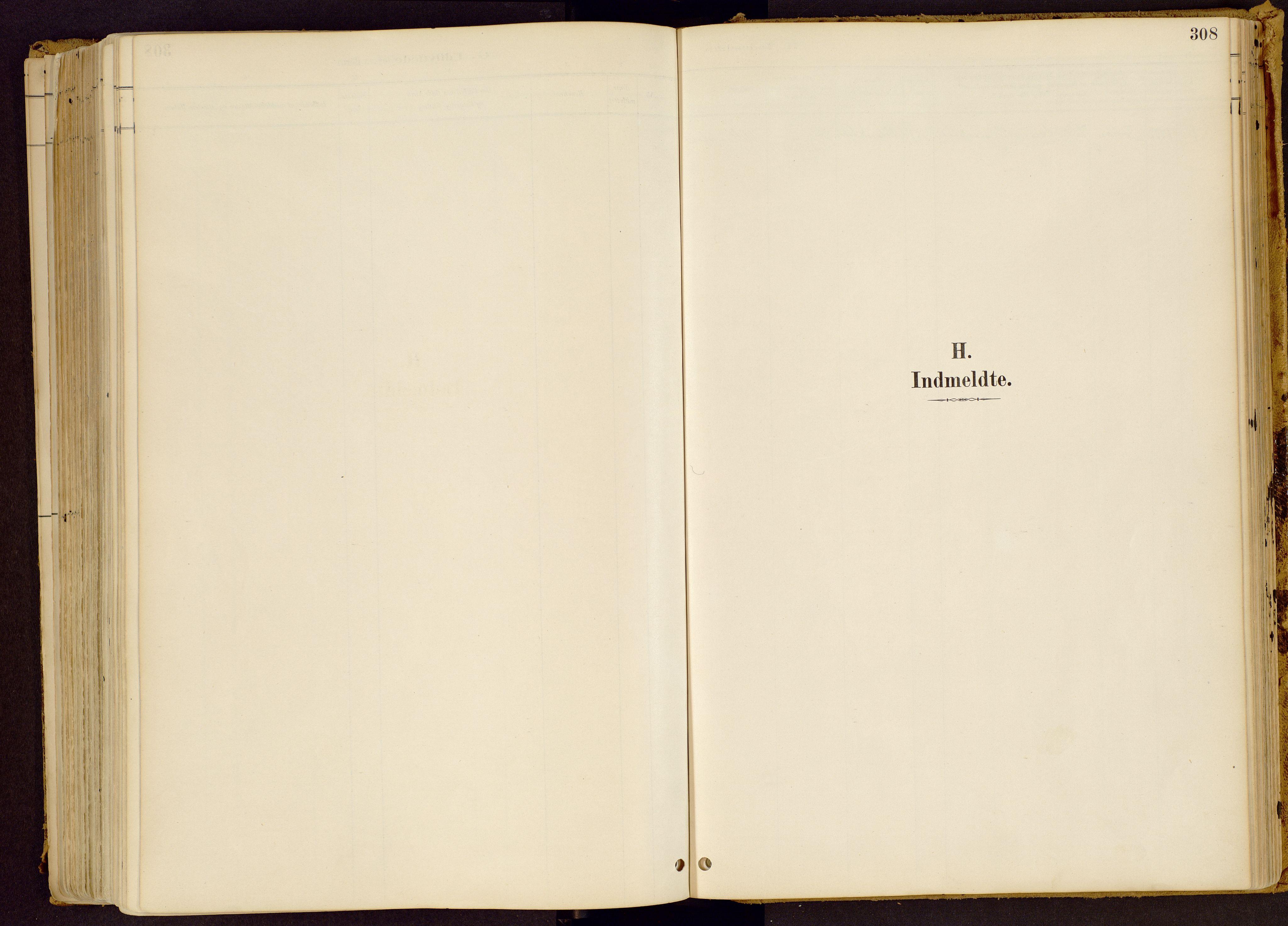 SAH, Vestre Gausdal prestekontor, Ministerialbok nr. 1, 1887-1914, s. 308