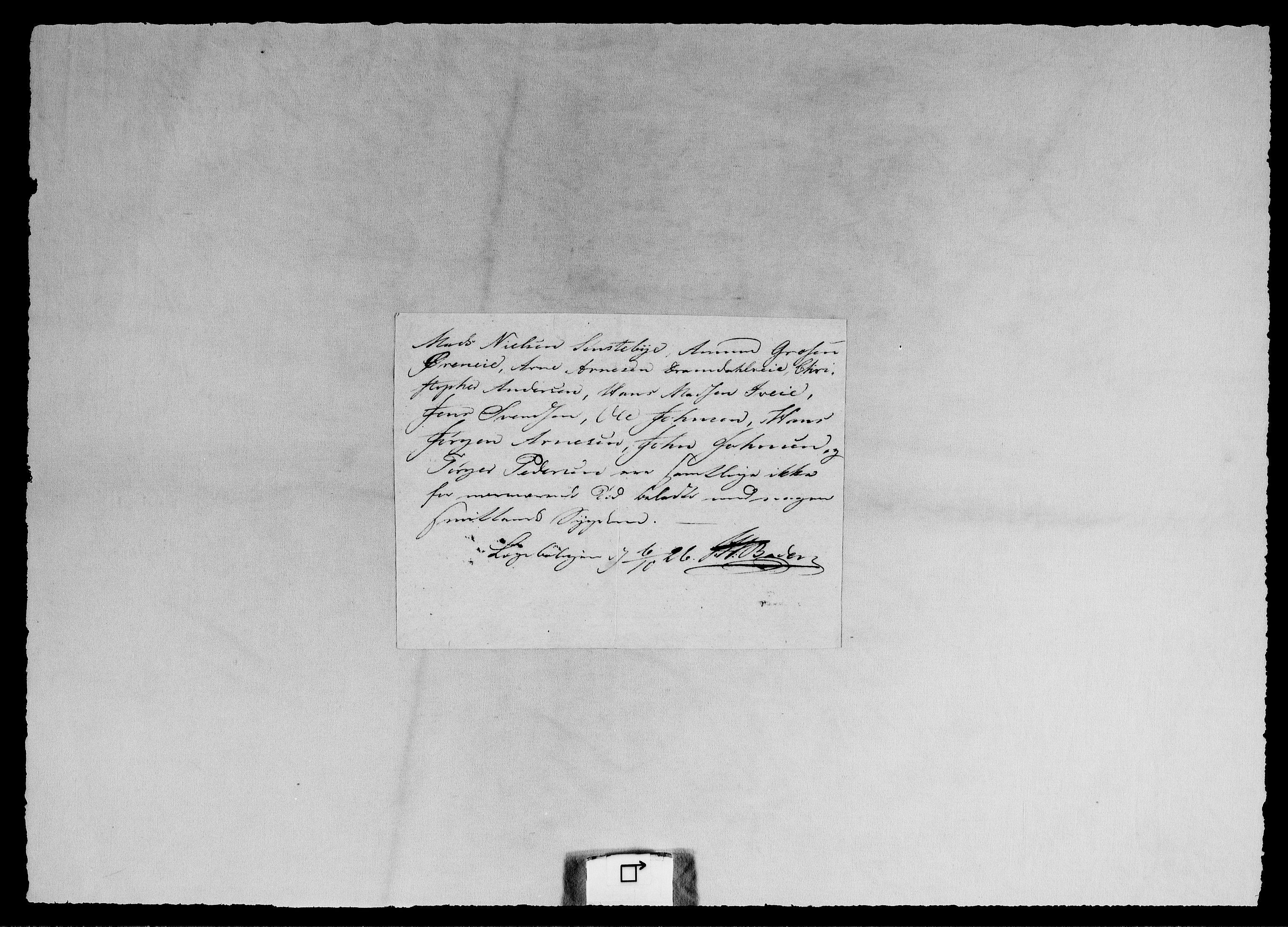 RA, Modums Blaafarveværk, G/Gh/L0379, 1828-1841, s. 2