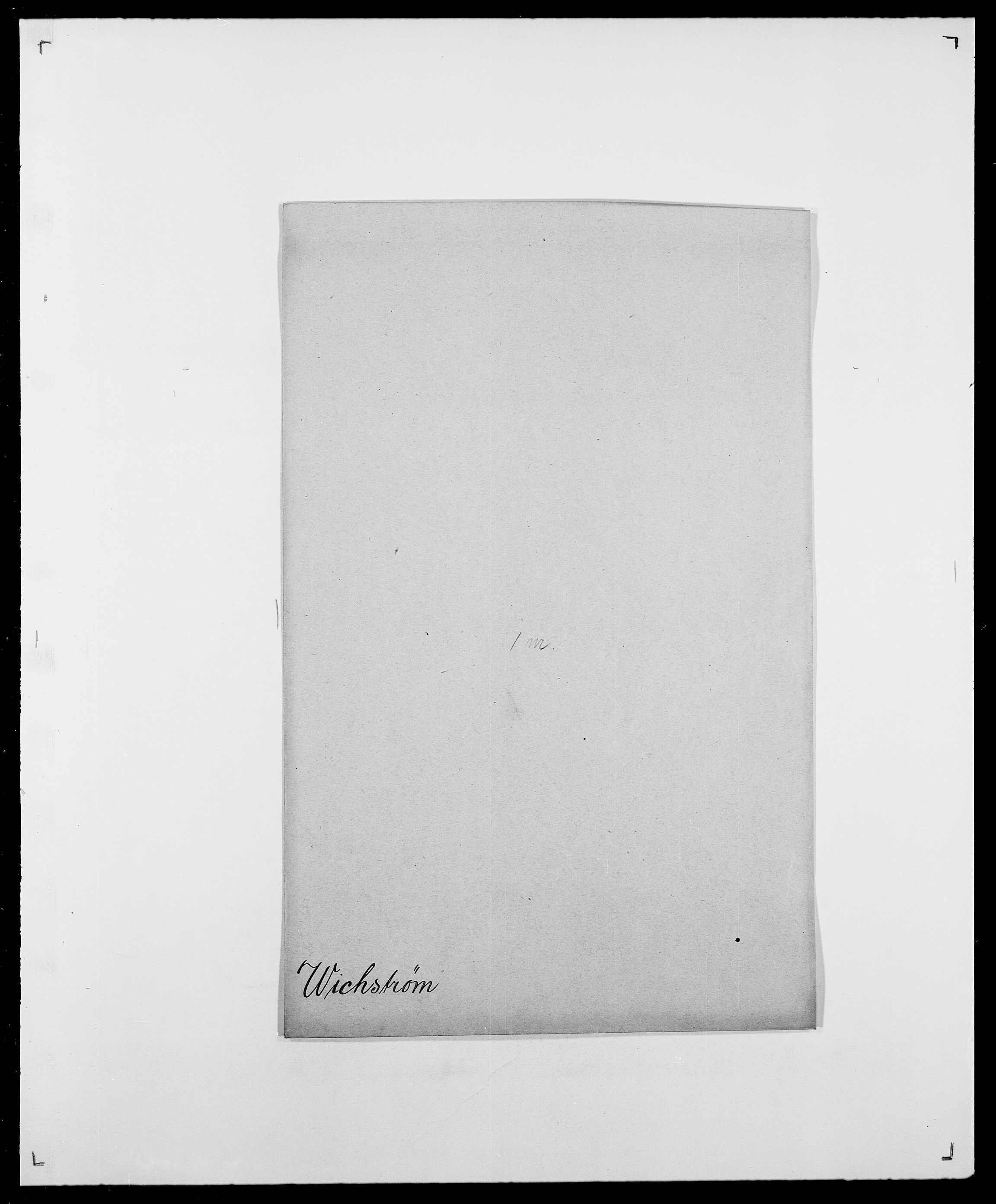 SAO, Delgobe, Charles Antoine - samling, D/Da/L0041: Vemmestad - Viker, s. 448