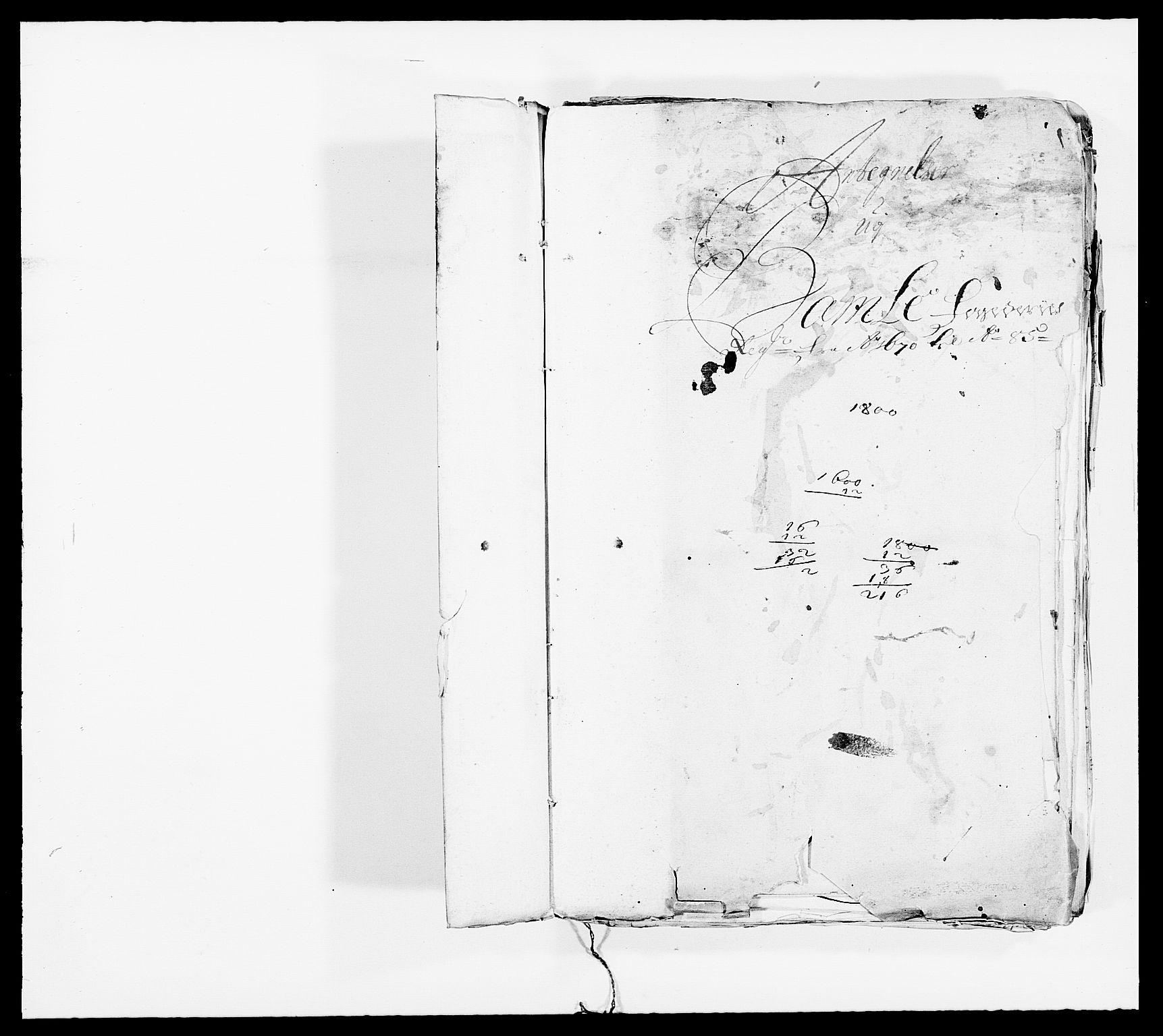 RA, Rentekammeret inntil 1814, Reviderte regnskaper, Fogderegnskap, R34/L2048: Fogderegnskap Bamble, 1685-1687, s. 197