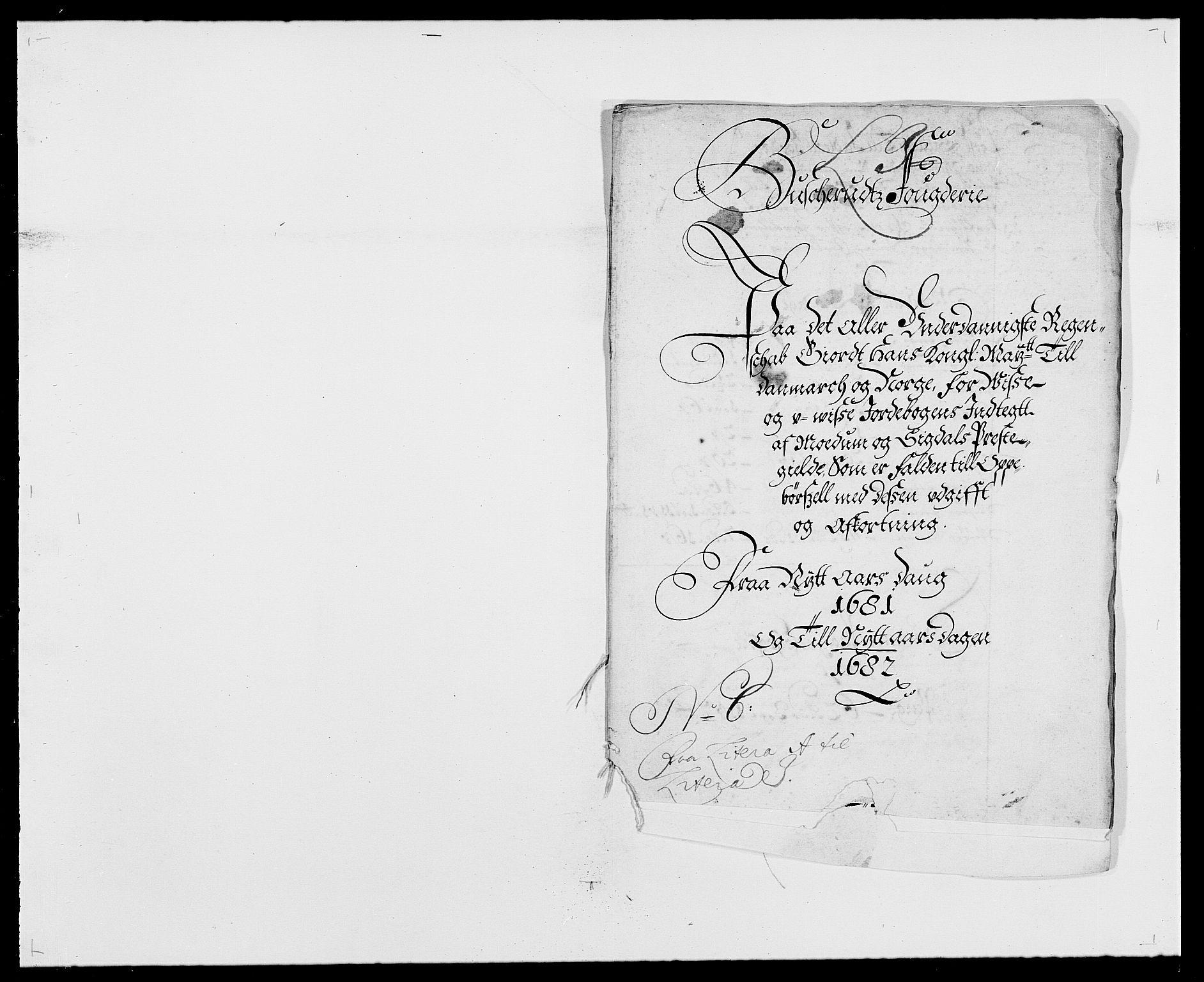 RA, Rentekammeret inntil 1814, Reviderte regnskaper, Fogderegnskap, R25/L1675: Fogderegnskap Buskerud, 1678-1681, s. 359