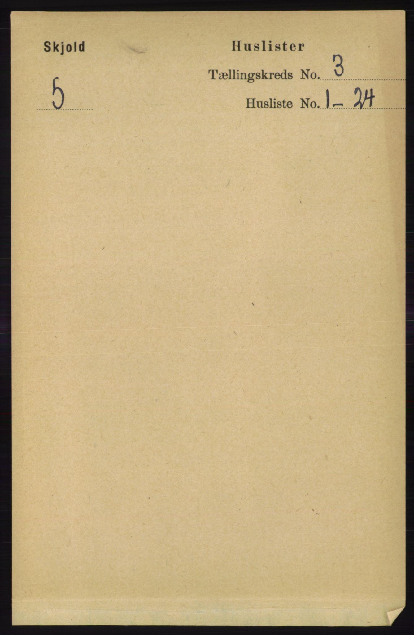 RA, Folketelling 1891 for 1154 Skjold herred, 1891, s. 358