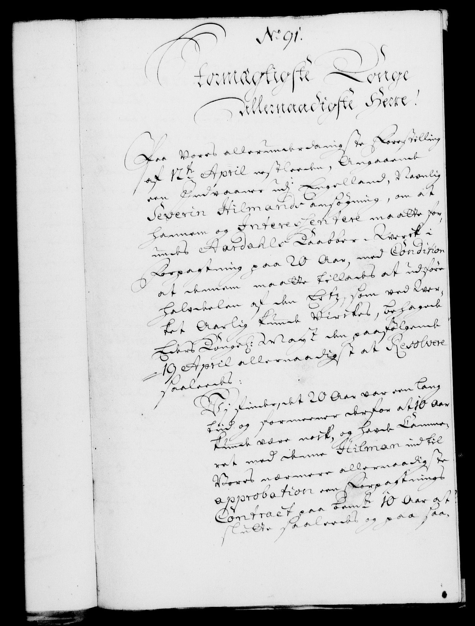 RA, Rentekammeret, Kammerkanselliet, G/Gf/Gfa/L0006: Norsk relasjons- og resolusjonsprotokoll (merket RK 52.6), 1723, s. 578