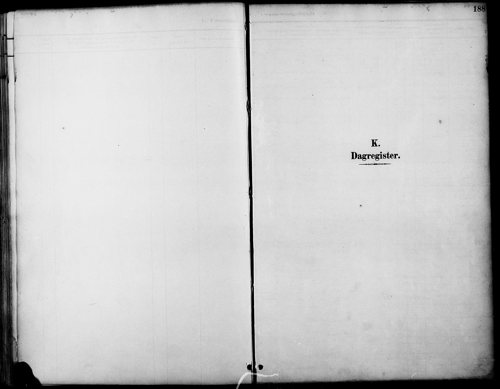 SAH, Østre Gausdal prestekontor, Ministerialbok nr. 2, 1887-1897, s. 188
