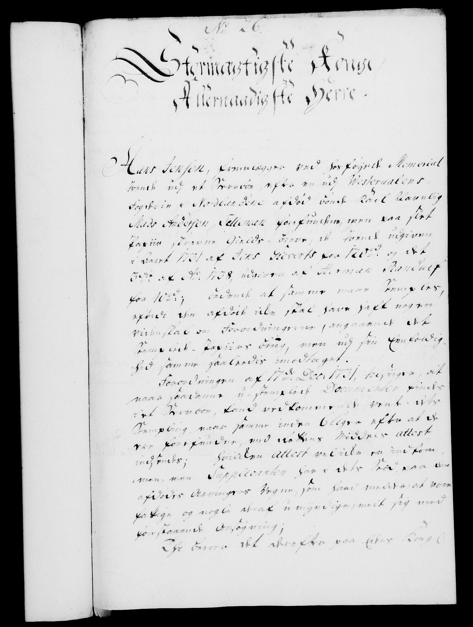 RA, Rentekammeret, Kammerkanselliet, G/Gf/Gfa/L0029: Norsk relasjons- og resolusjonsprotokoll (merket RK 52.29), 1746-1747, s. 330