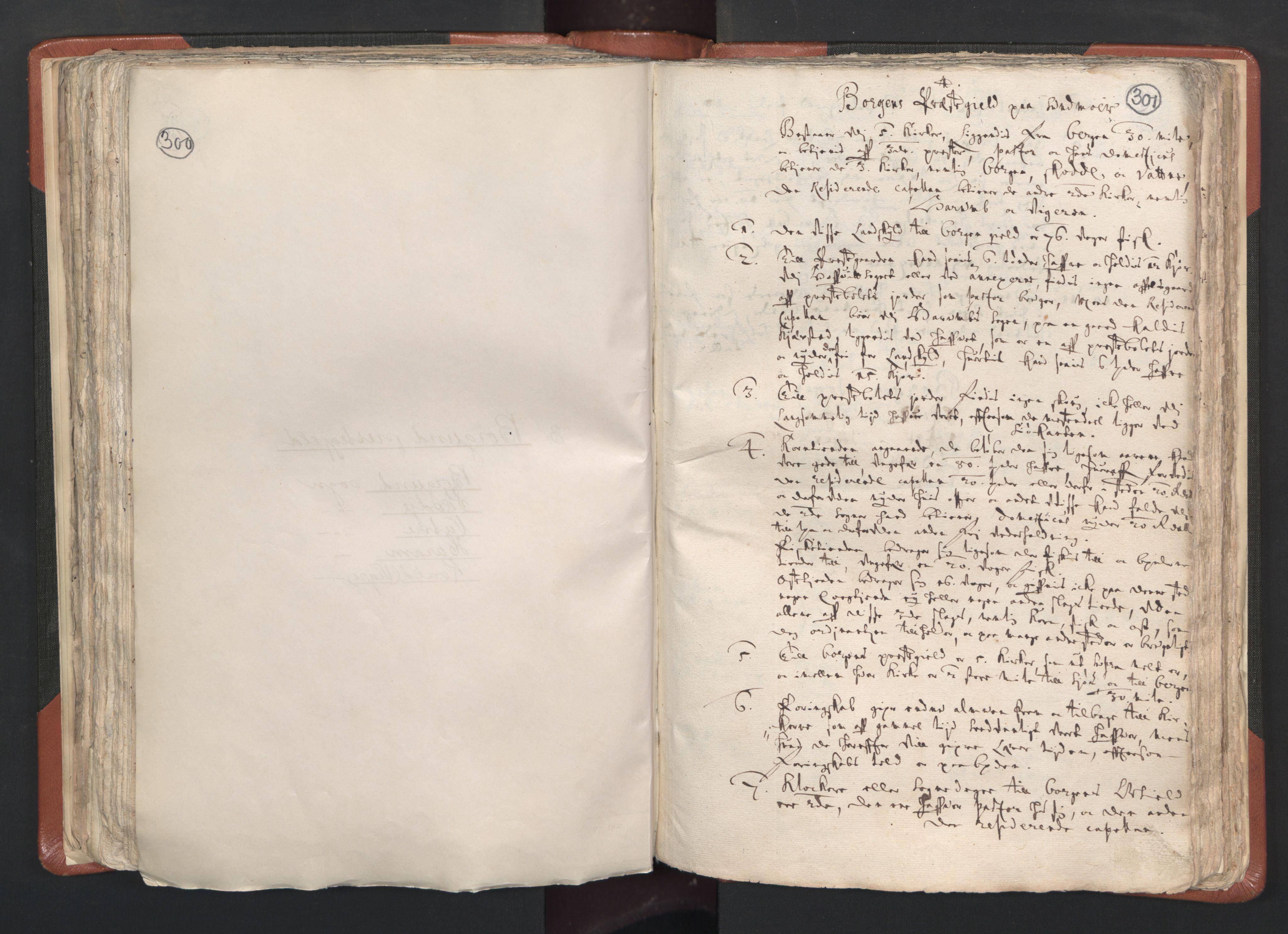 RA, Sogneprestenes manntall 1664-1666, nr. 26: Sunnmøre prosti, 1664-1666, s. 300-301