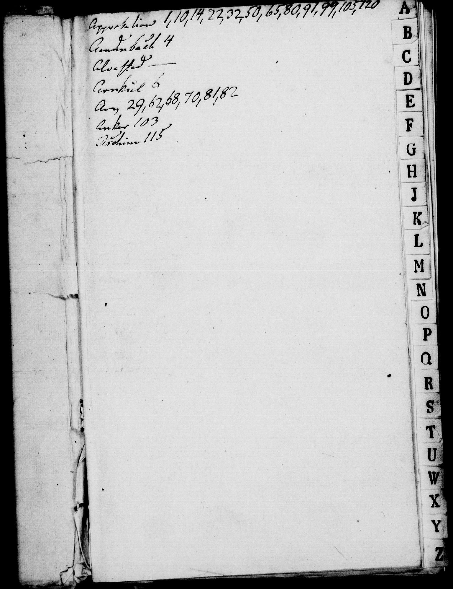 RA, Rentekammeret, Kammerkanselliet, G/Gf/Gfa/L0081: Norsk relasjons- og resolusjonsprotokoll (merket RK 52.81), 1799, s. 3