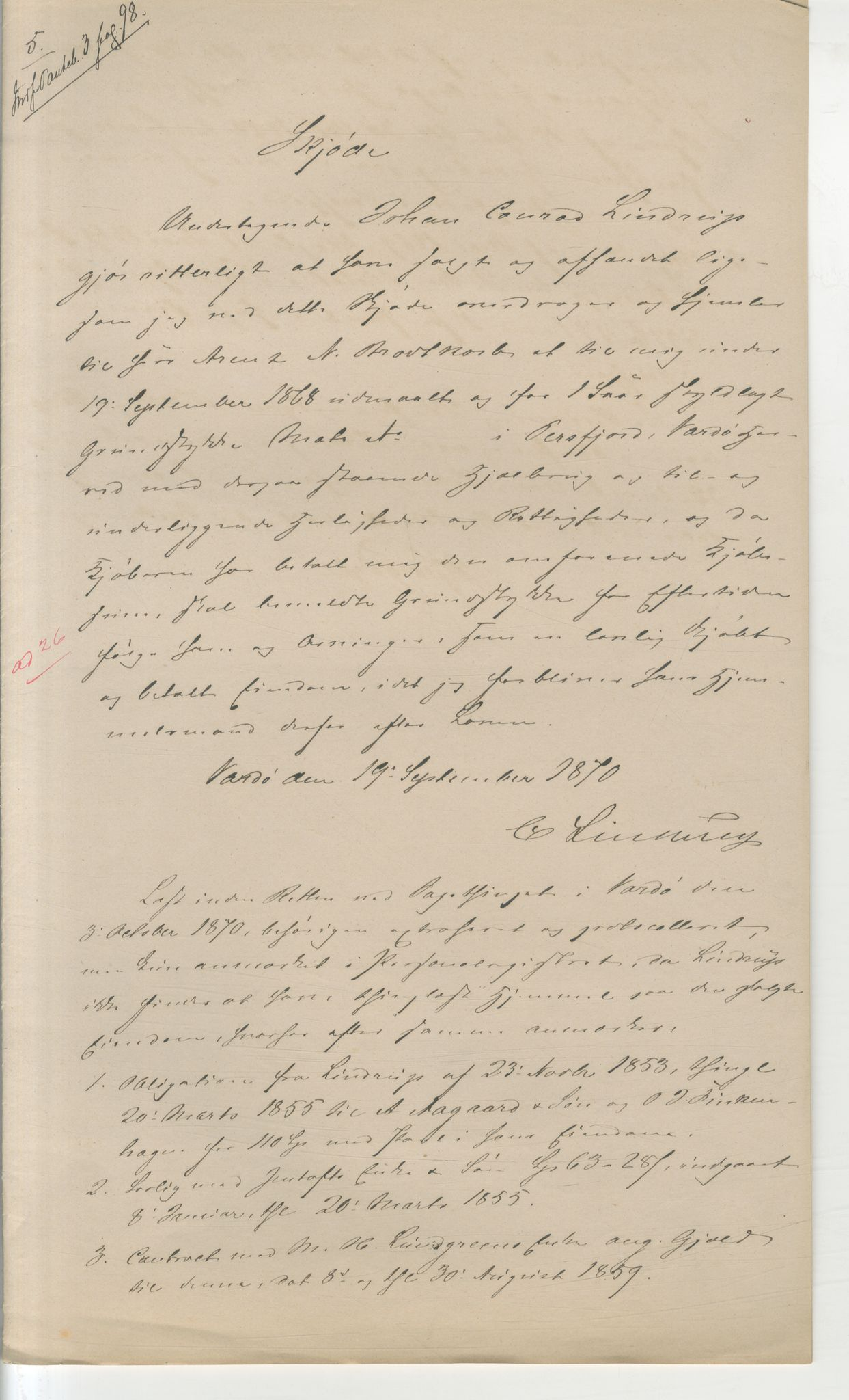 VAMU, Brodtkorb handel A/S, Q/Qb/L0003: Faste eiendommer i Vardø Herred, 1862-1939, s. 77