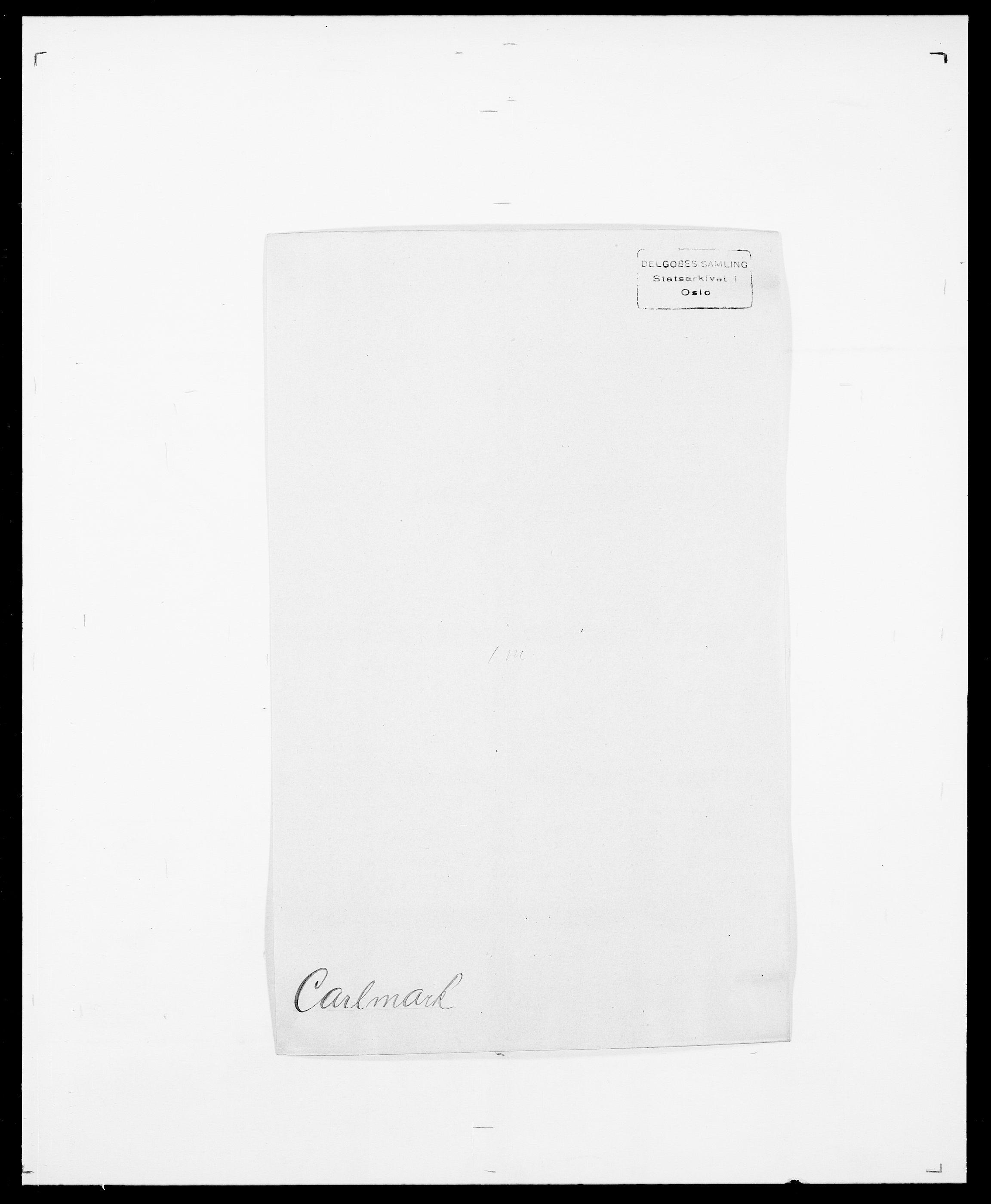 SAO, Delgobe, Charles Antoine - samling, D/Da/L0008: Capjon - Dagenbolt, s. 47