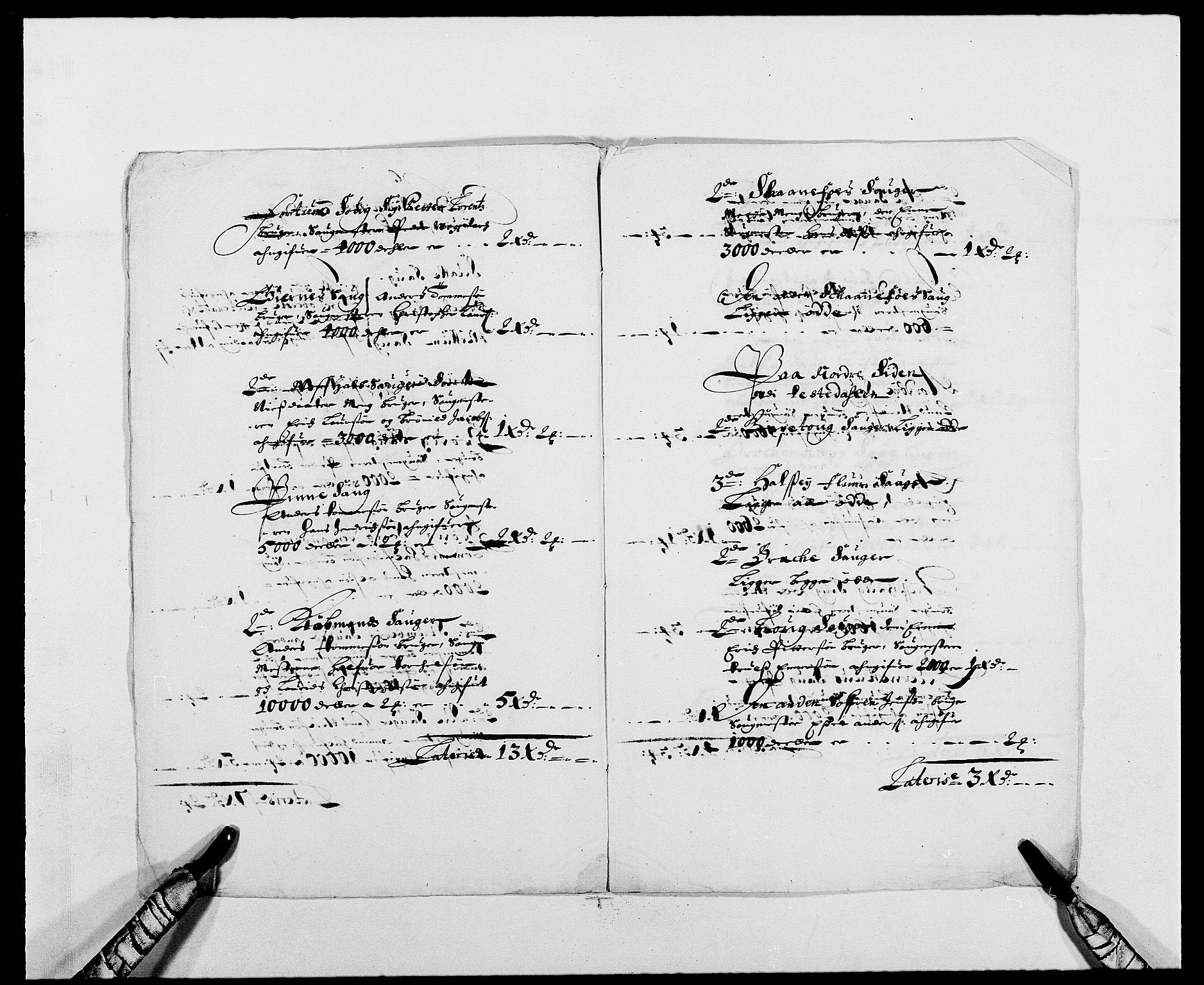 RA, Rentekammeret inntil 1814, Reviderte regnskaper, Fogderegnskap, R01/L0001: Fogderegnskap Idd og Marker, 1678-1679, s. 473