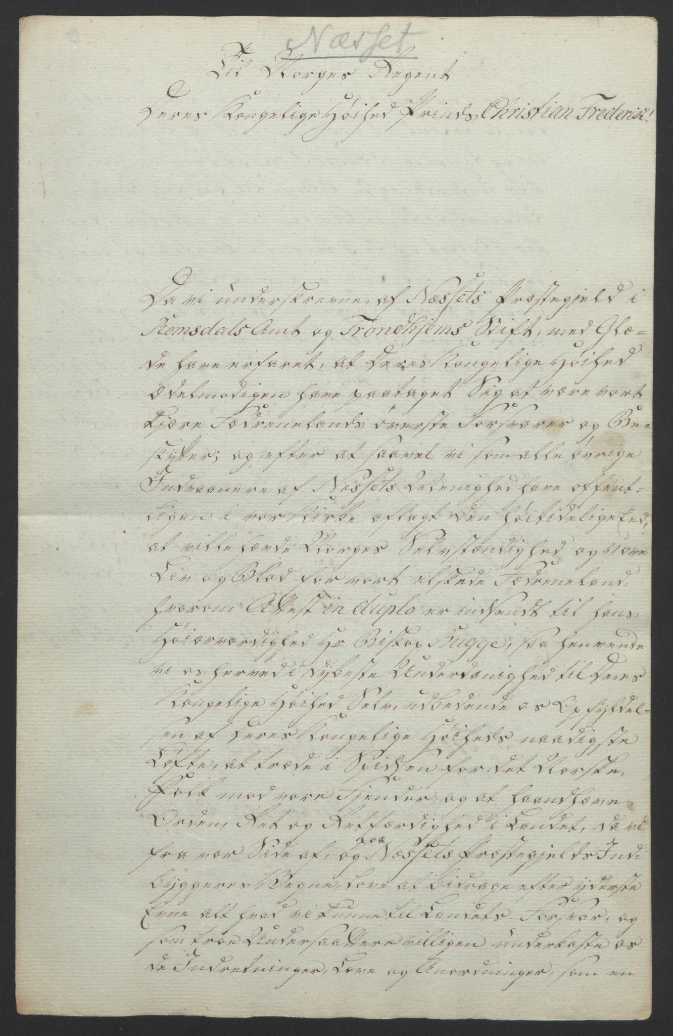 RA, Statsrådssekretariatet, D/Db/L0008: Fullmakter for Eidsvollsrepresentantene i 1814. , 1814, s. 391