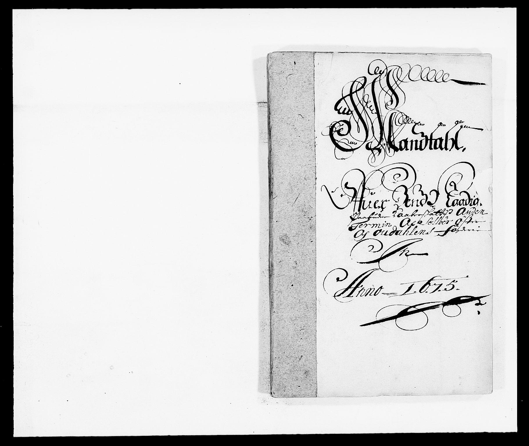 RA, Rentekammeret inntil 1814, Reviderte regnskaper, Fogderegnskap, R13/L0809: Fogderegnskap Solør, Odal og Østerdal, 1675, s. 200
