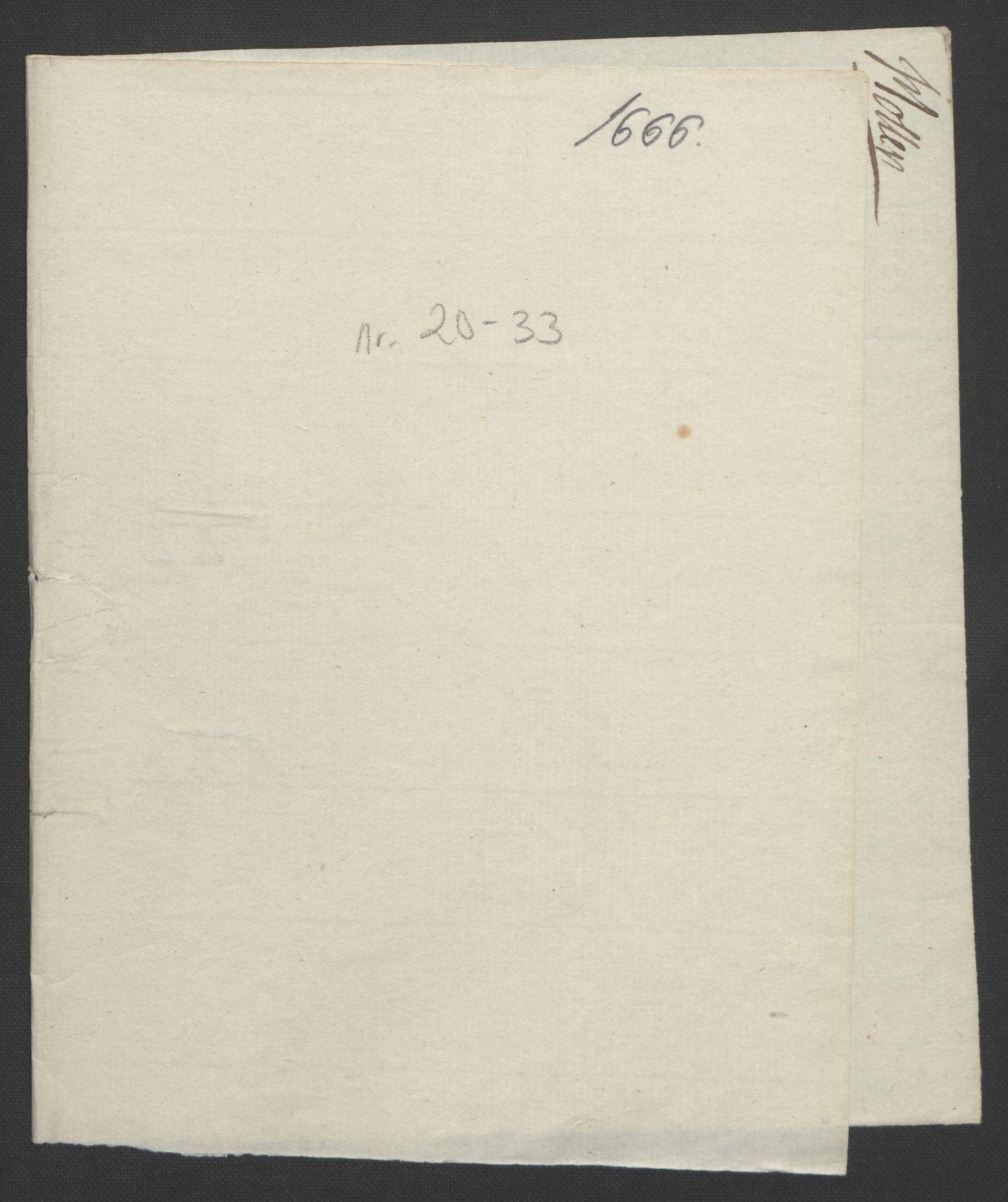 RA, Rentekammeret inntil 1814, Reviderte regnskaper, Fogderegnskap, R32/L1842: Fogderegnskap Jarlsberg grevskap, 1664-1673, s. 48