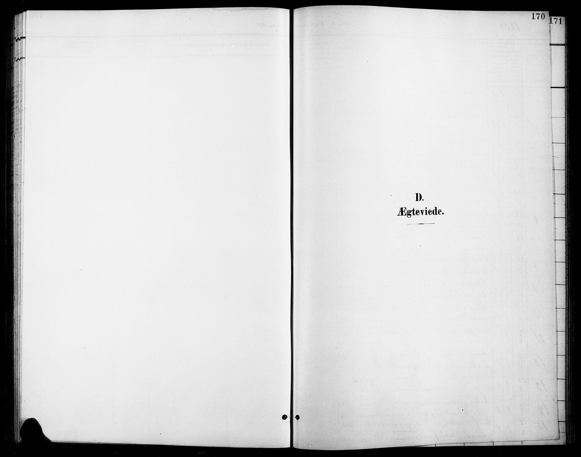 SAH, Vardal prestekontor, H/Ha/Hab/L0012: Klokkerbok nr. 12, 1902-1911, s. 170