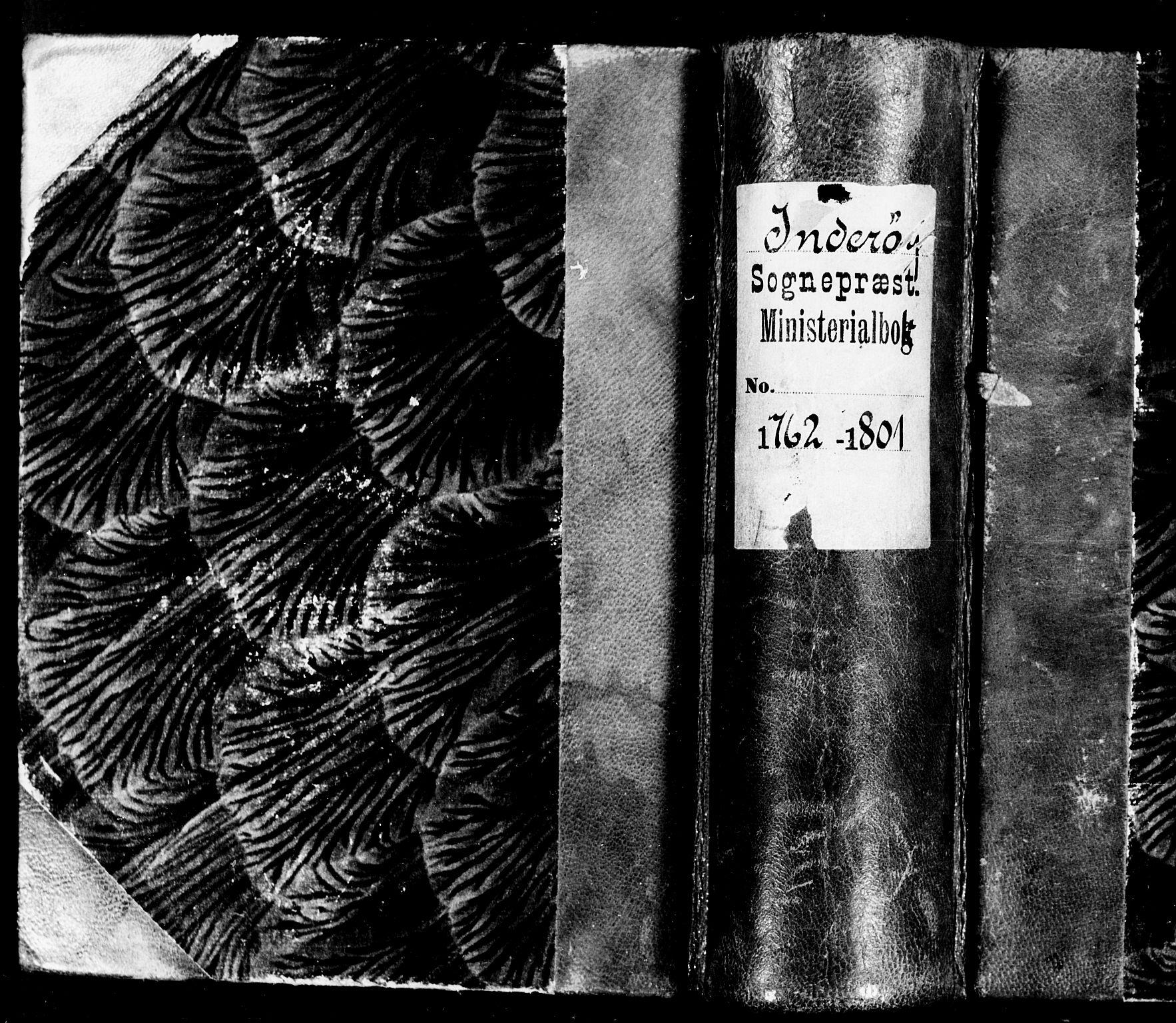 SAT, Ministerialprotokoller, klokkerbøker og fødselsregistre - Nord-Trøndelag, 730/L0273: Ministerialbok nr. 730A02, 1762-1802