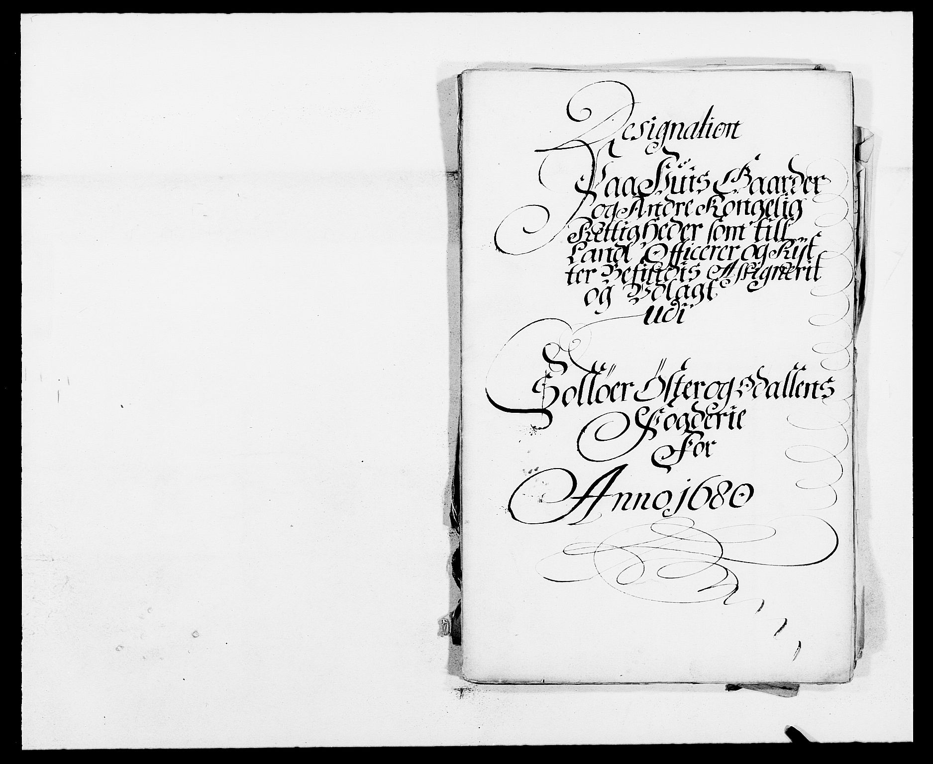 RA, Rentekammeret inntil 1814, Reviderte regnskaper, Fogderegnskap, R13/L0817: Fogderegnskap Solør, Odal og Østerdal, 1680, s. 314