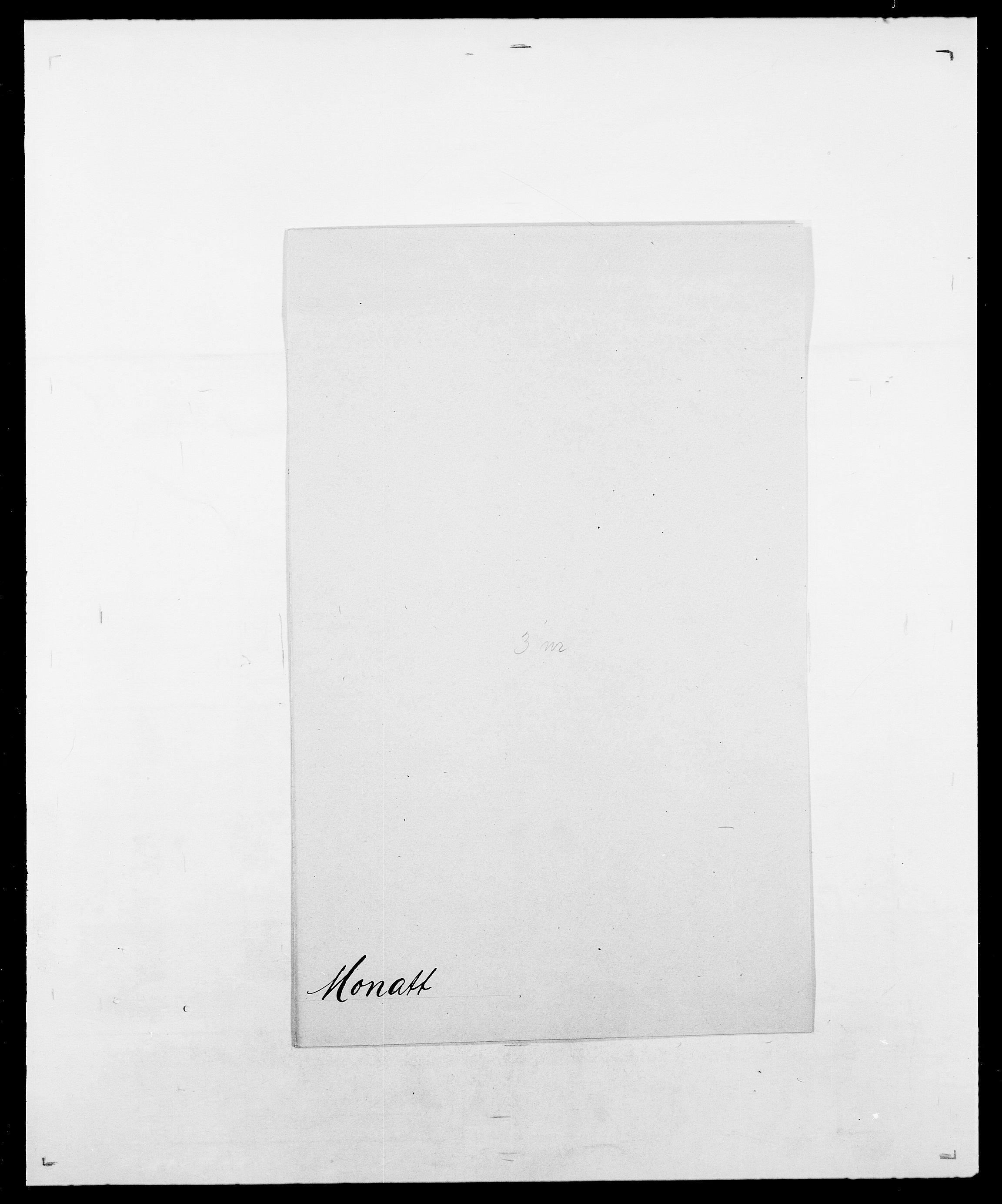 SAO, Delgobe, Charles Antoine - samling, D/Da/L0026: Mechelby - Montoppidan, s. 796