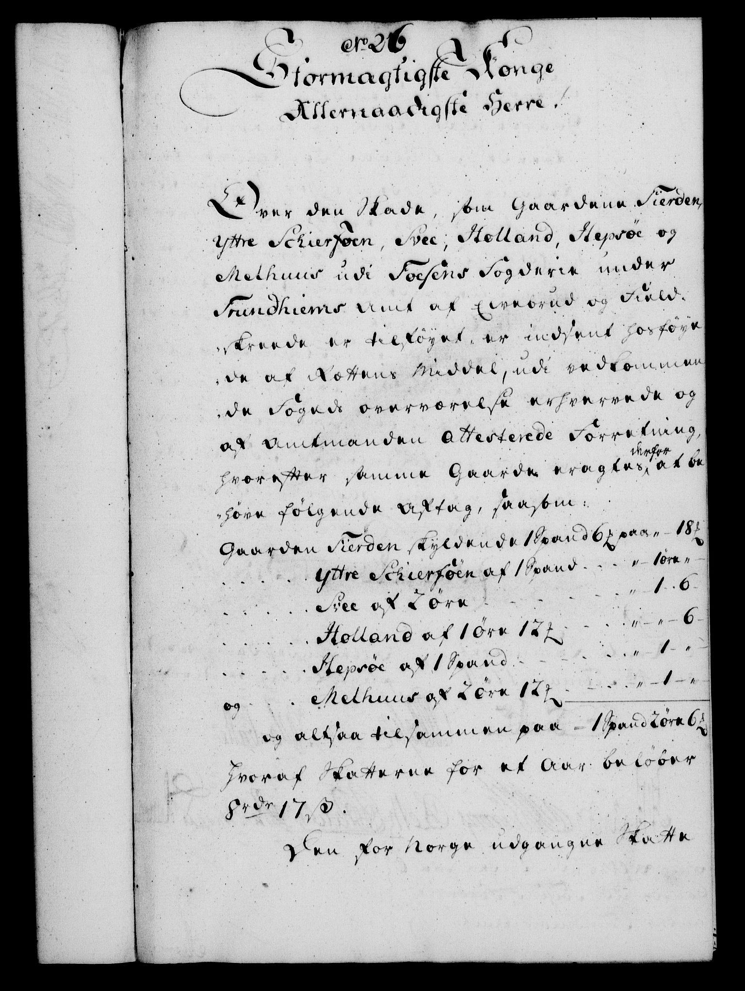 RA, Rentekammeret, Kammerkanselliet, G/Gf/Gfa/L0036: Norsk relasjons- og resolusjonsprotokoll (merket RK 52.36), 1754, s. 138