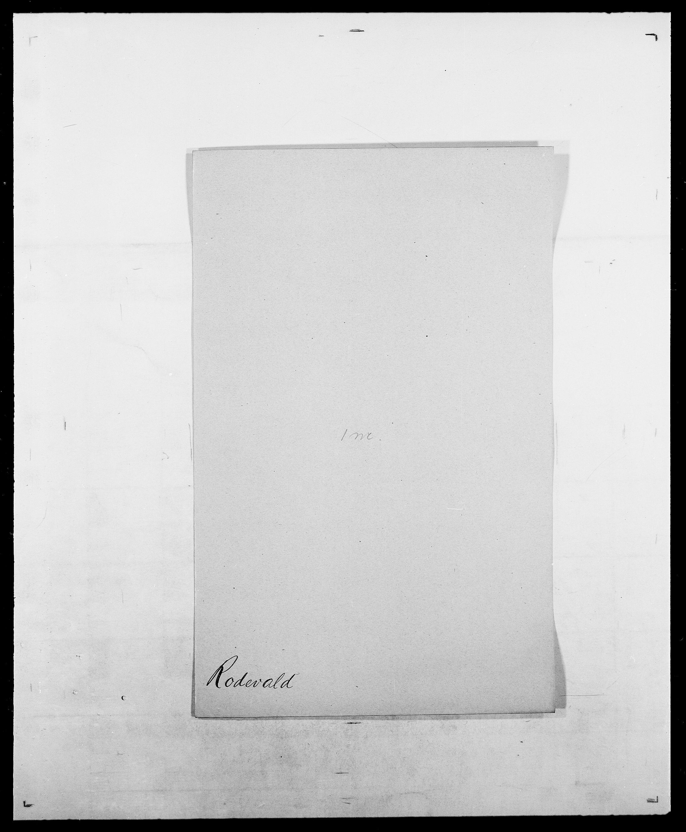 SAO, Delgobe, Charles Antoine - samling, D/Da/L0033: Roald - Røyem, s. 49