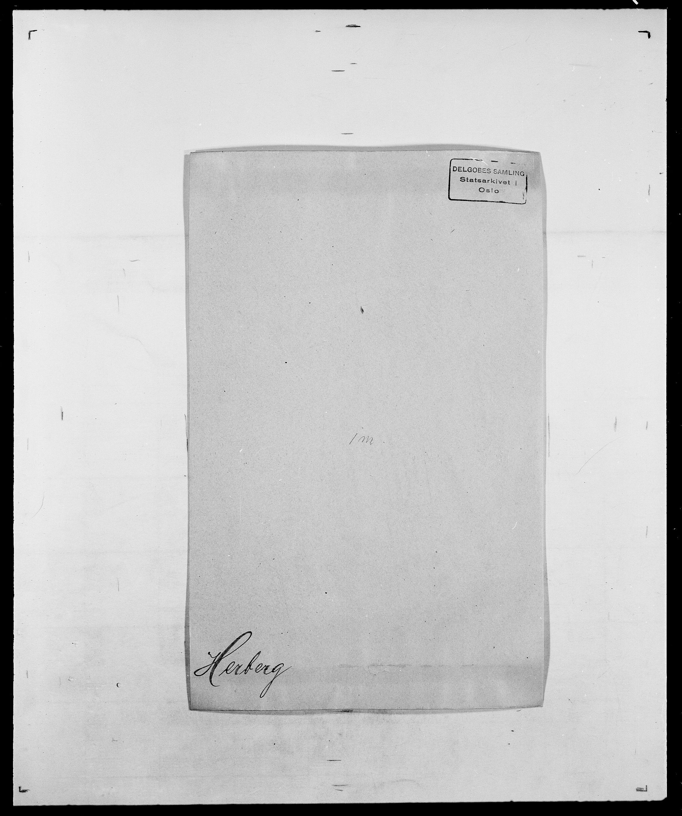 SAO, Delgobe, Charles Antoine - samling, D/Da/L0017: Helander - Hjørne, s. 220