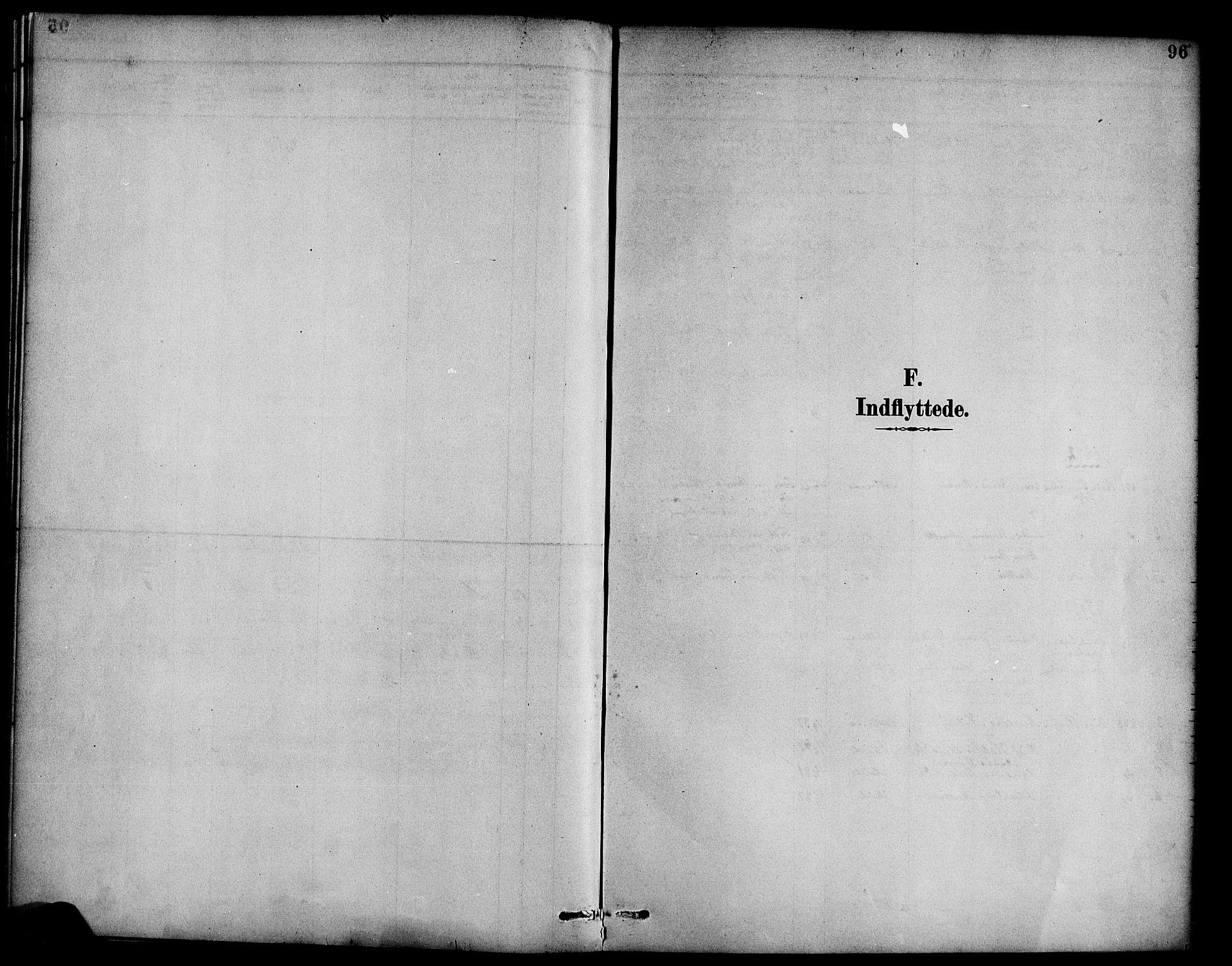 SAB, Hyllestad sokneprestembete, Ministerialbok nr. B 1, 1886-1904, s. 96