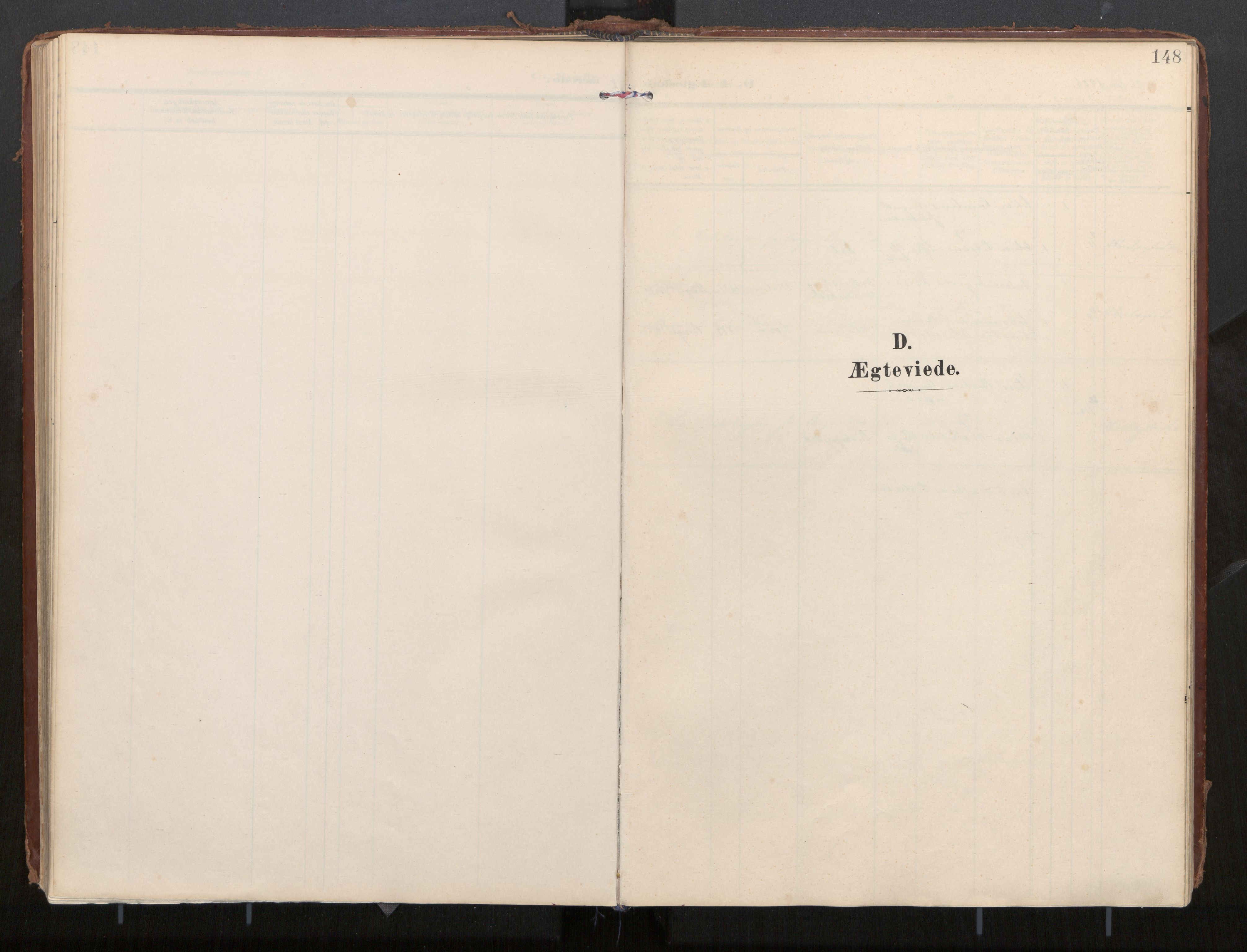 SAT, Ministerialprotokoller, klokkerbøker og fødselsregistre - Nordland, 884/L1194: Ministerialbok nr. 884A02, 1906-1937, s. 147