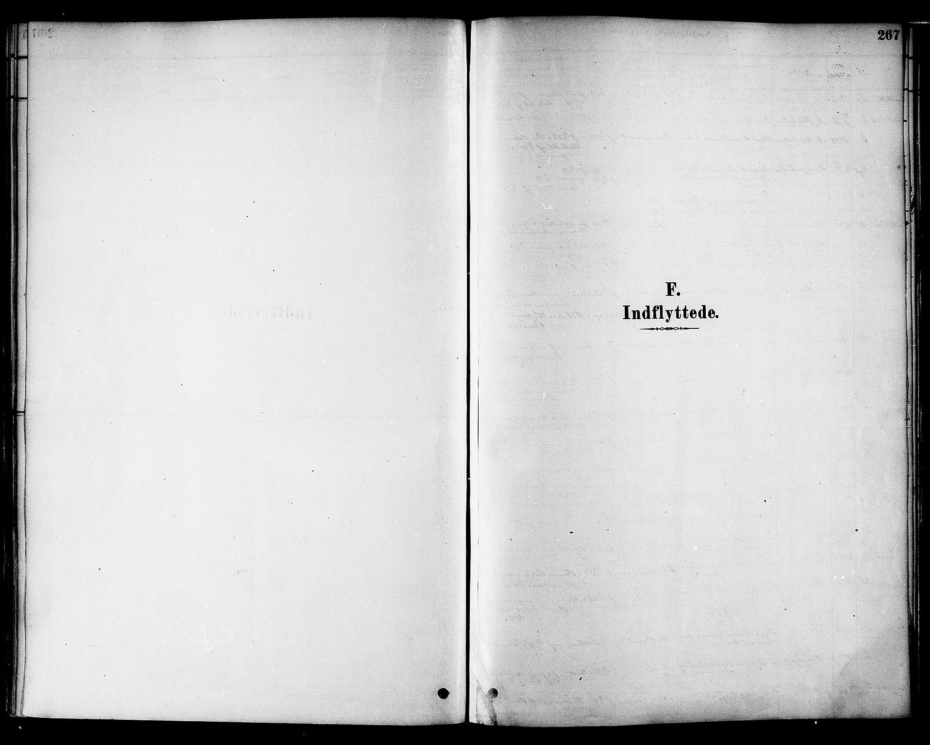 SAT, Ministerialprotokoller, klokkerbøker og fødselsregistre - Nord-Trøndelag, 717/L0159: Ministerialbok nr. 717A09, 1878-1898, s. 267
