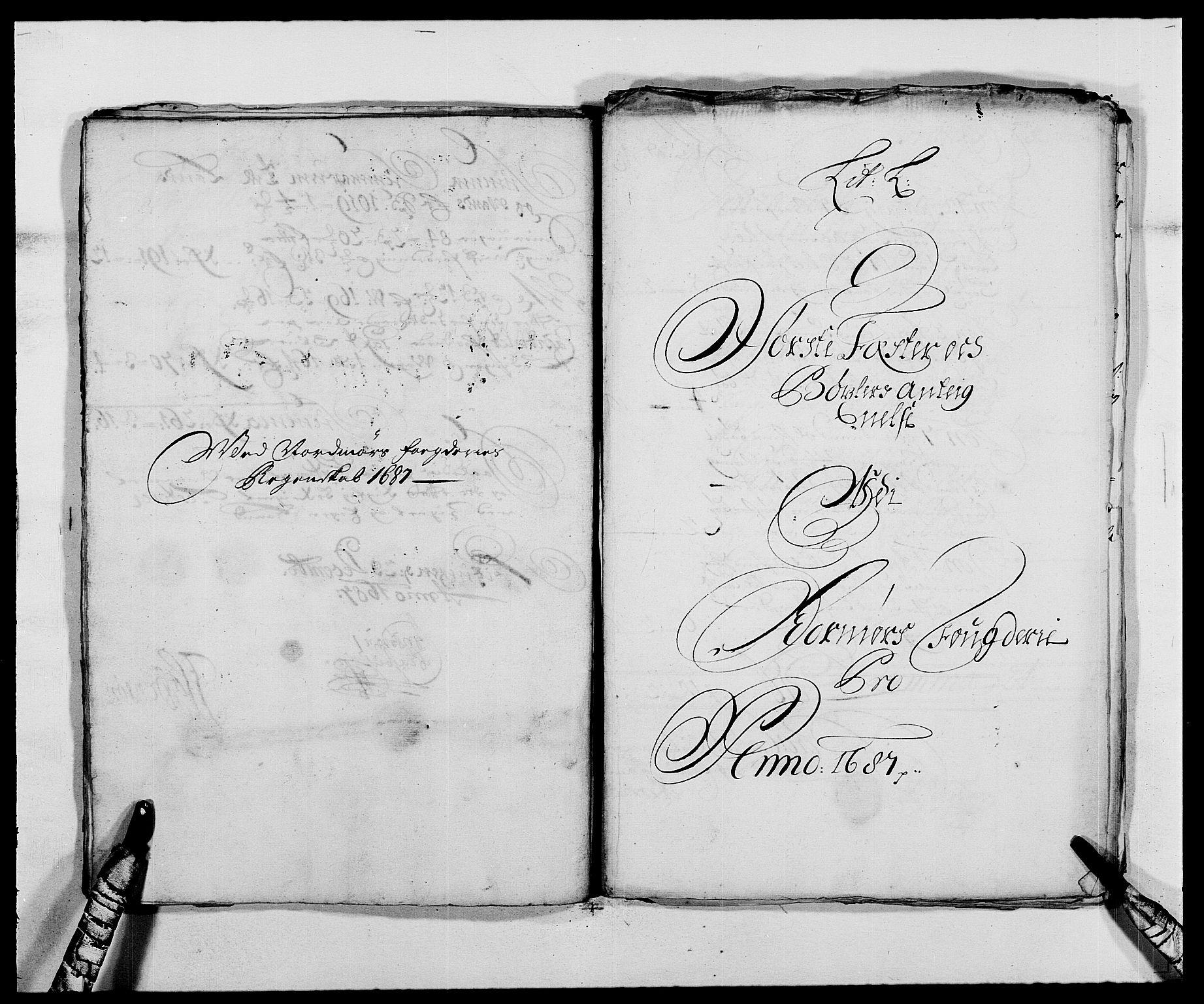 RA, Rentekammeret inntil 1814, Reviderte regnskaper, Fogderegnskap, R56/L3733: Fogderegnskap Nordmøre, 1687-1689, s. 107