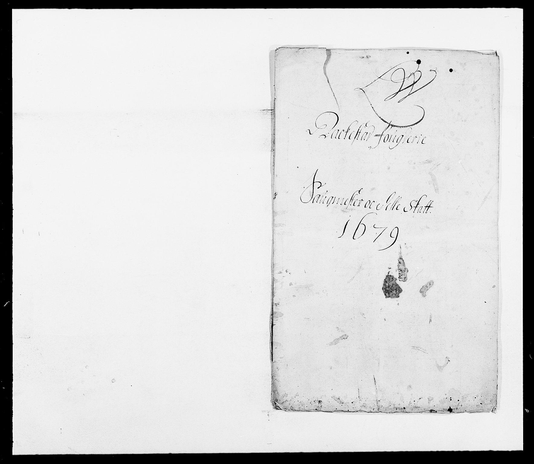 RA, Rentekammeret inntil 1814, Reviderte regnskaper, Fogderegnskap, R05/L0271: Fogderegnskap Rakkestad, 1678-1679, s. 485