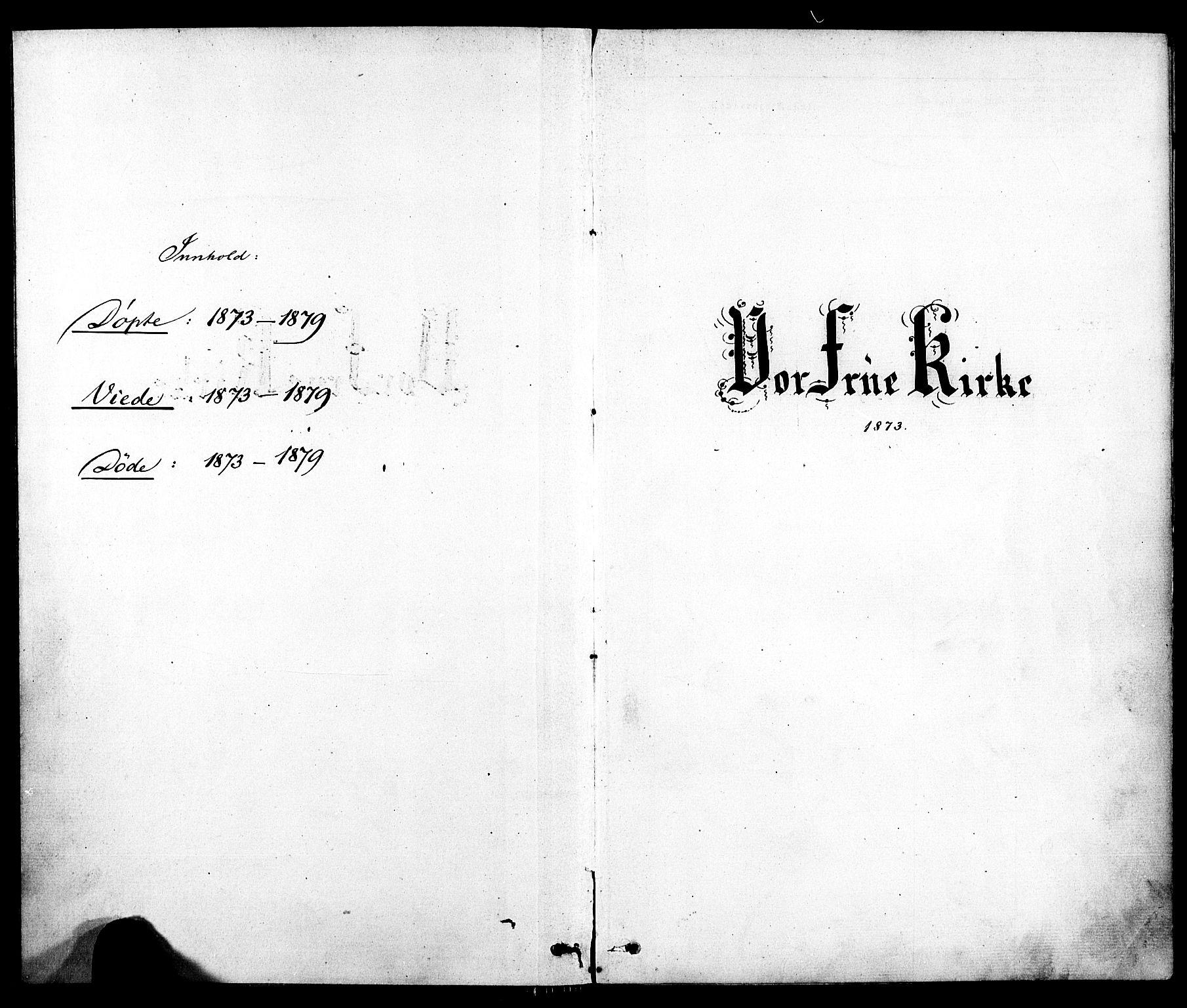 SAT, Ministerialprotokoller, klokkerbøker og fødselsregistre - Sør-Trøndelag, 602/L0118: Ministerialbok nr. 602A16, 1873-1879