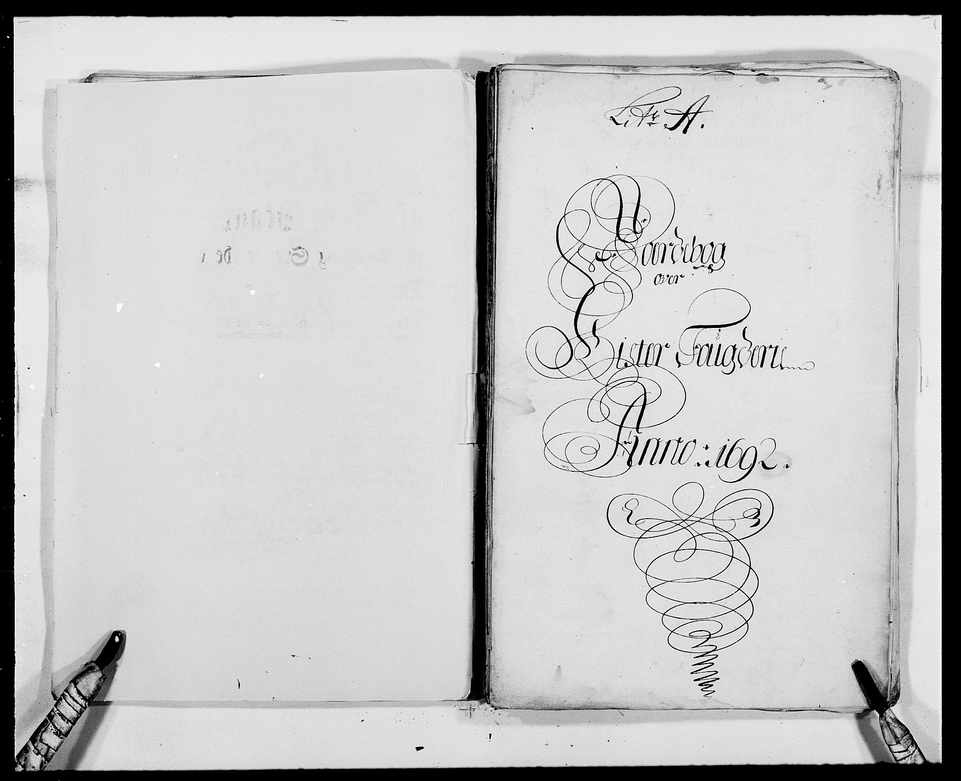 RA, Rentekammeret inntil 1814, Reviderte regnskaper, Fogderegnskap, R41/L2536: Fogderegnskap Lista, 1690-1693, s. 200
